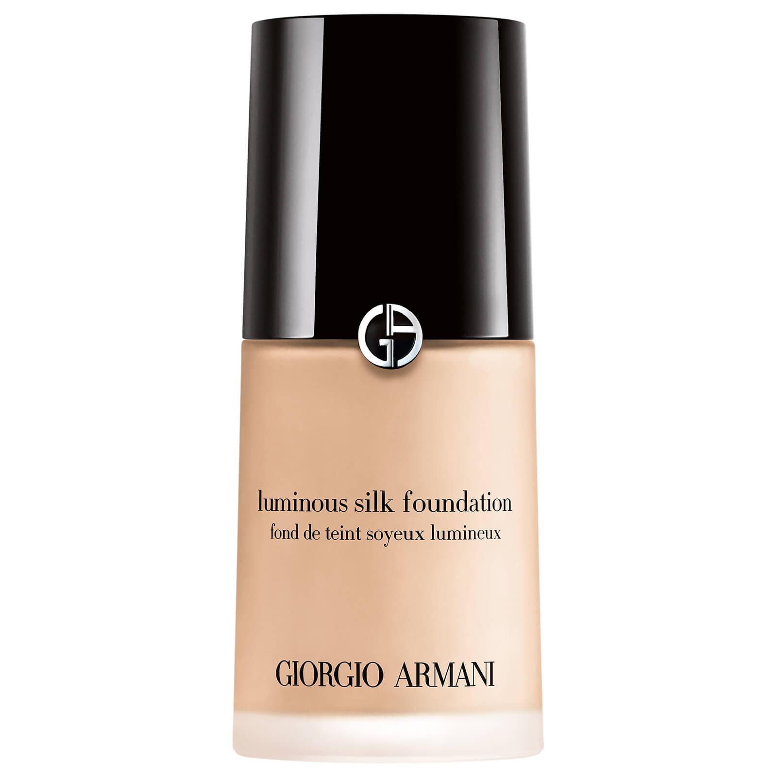 ee6a1ad5565 Giorgio Armani Luminous Silk Foundation 30ml (Various Shades)