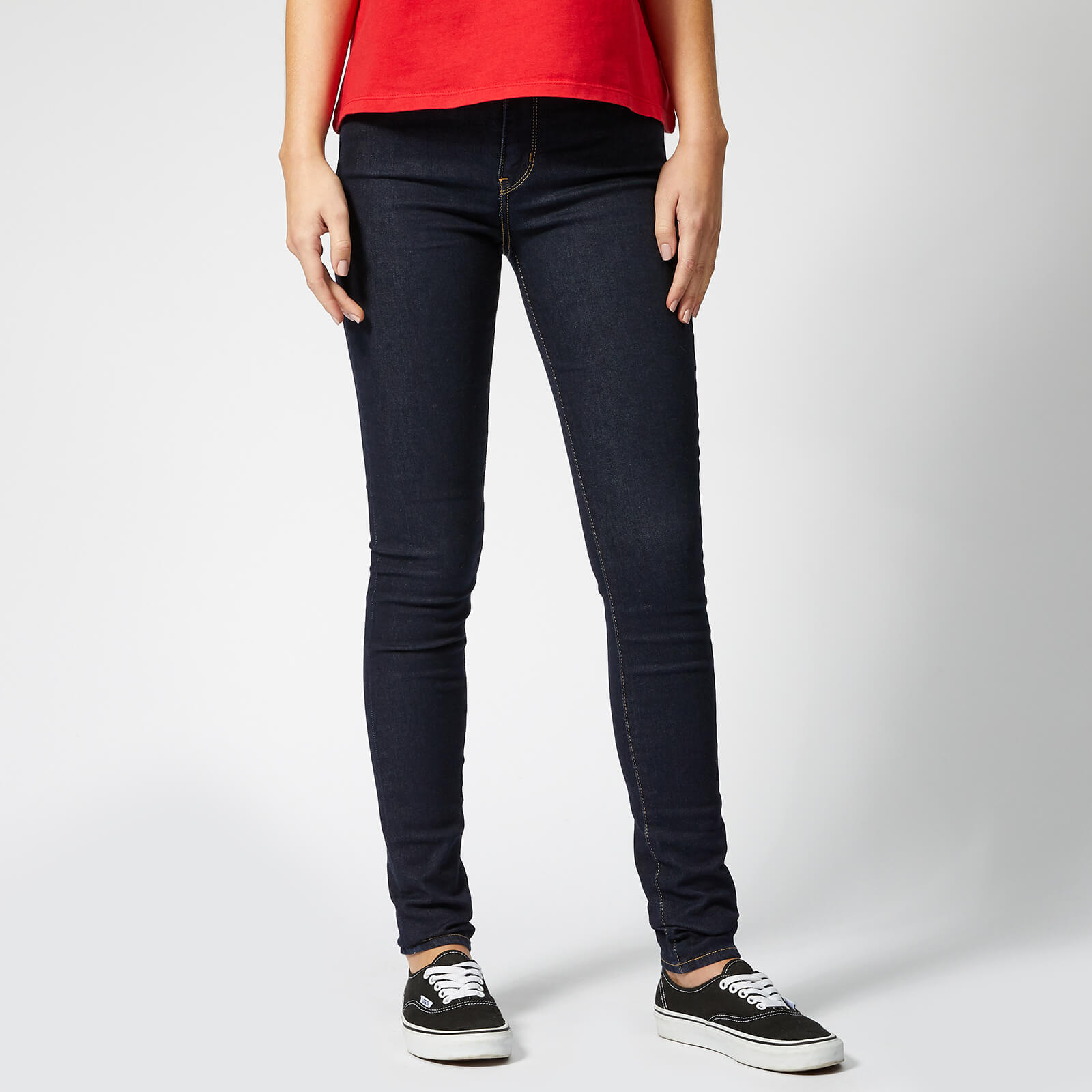 0daed0f9 Levi's Women's 721 High Rise Skinny Jeans - To The Nine Clothing ...