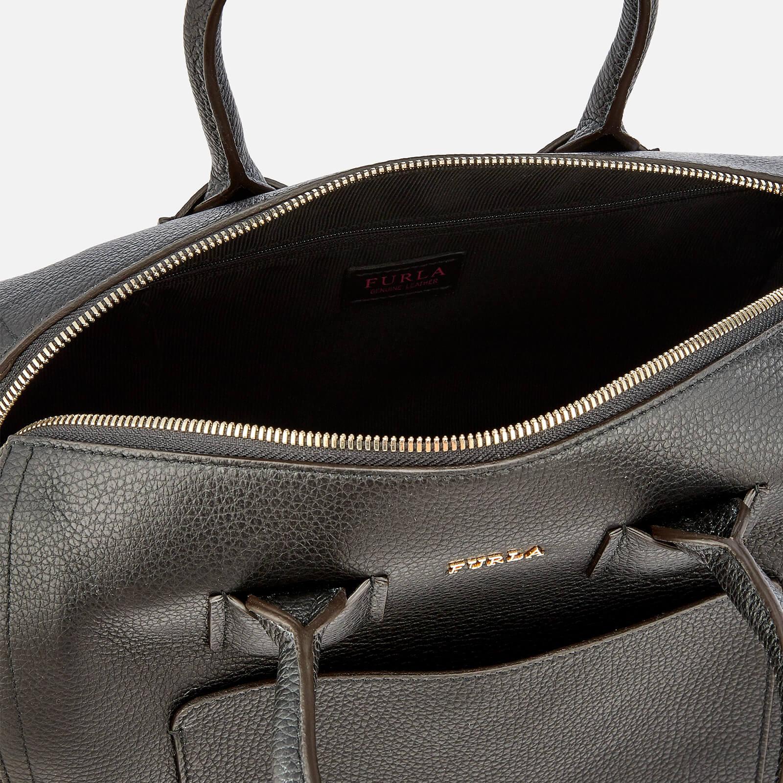 3. Furla Women's Metropolis Small Cross Body Bag - Beige 原價290英鎊 優惠價174英鎊