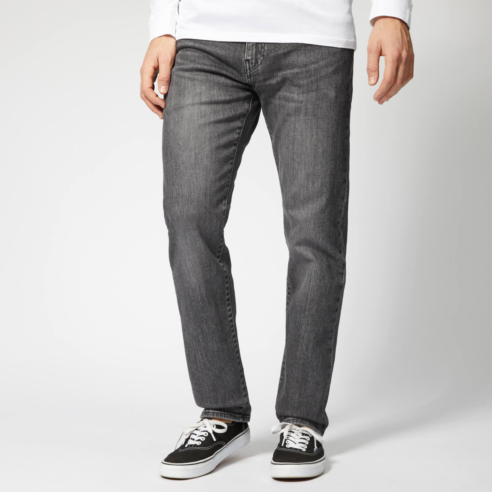 15b9b6a1a30877 Levi's Men's 502 Regular Taper Fit Jeans - Gobbler Mens Clothing |  TheHut.com