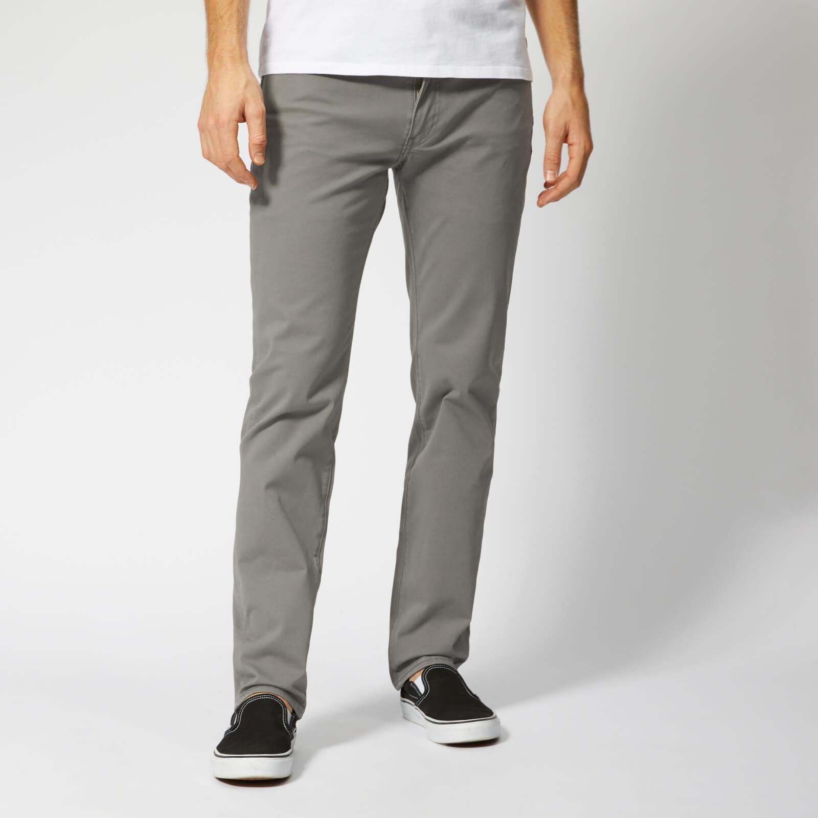 1c3ab34d4a5 Levi's Men's 511 Slim Fit Jeans - Steel Grey Mens Clothing | TheHut.com
