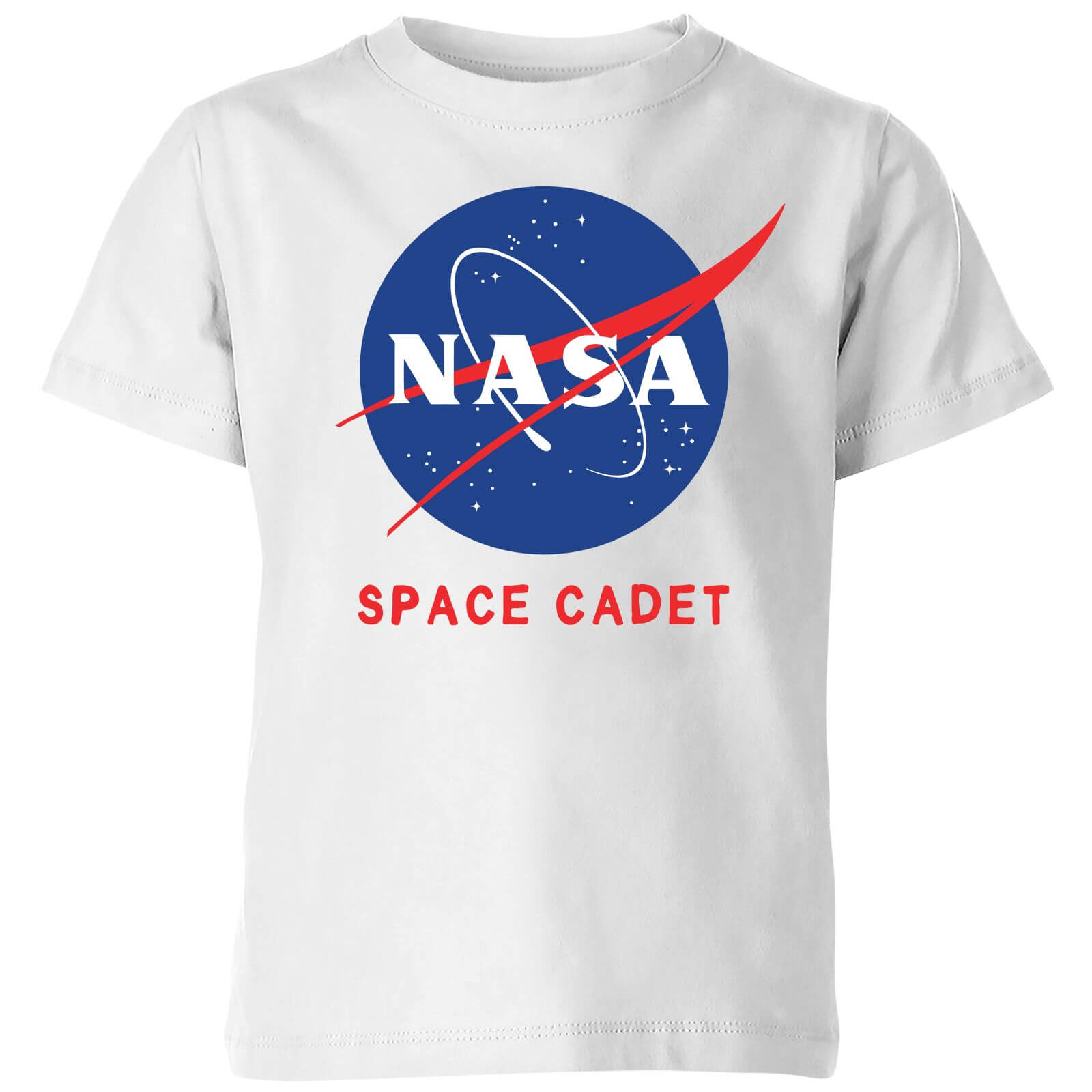 Nasa Space Shirt Logo Kids' Cadets T WhiteIwoot MUqSzVp