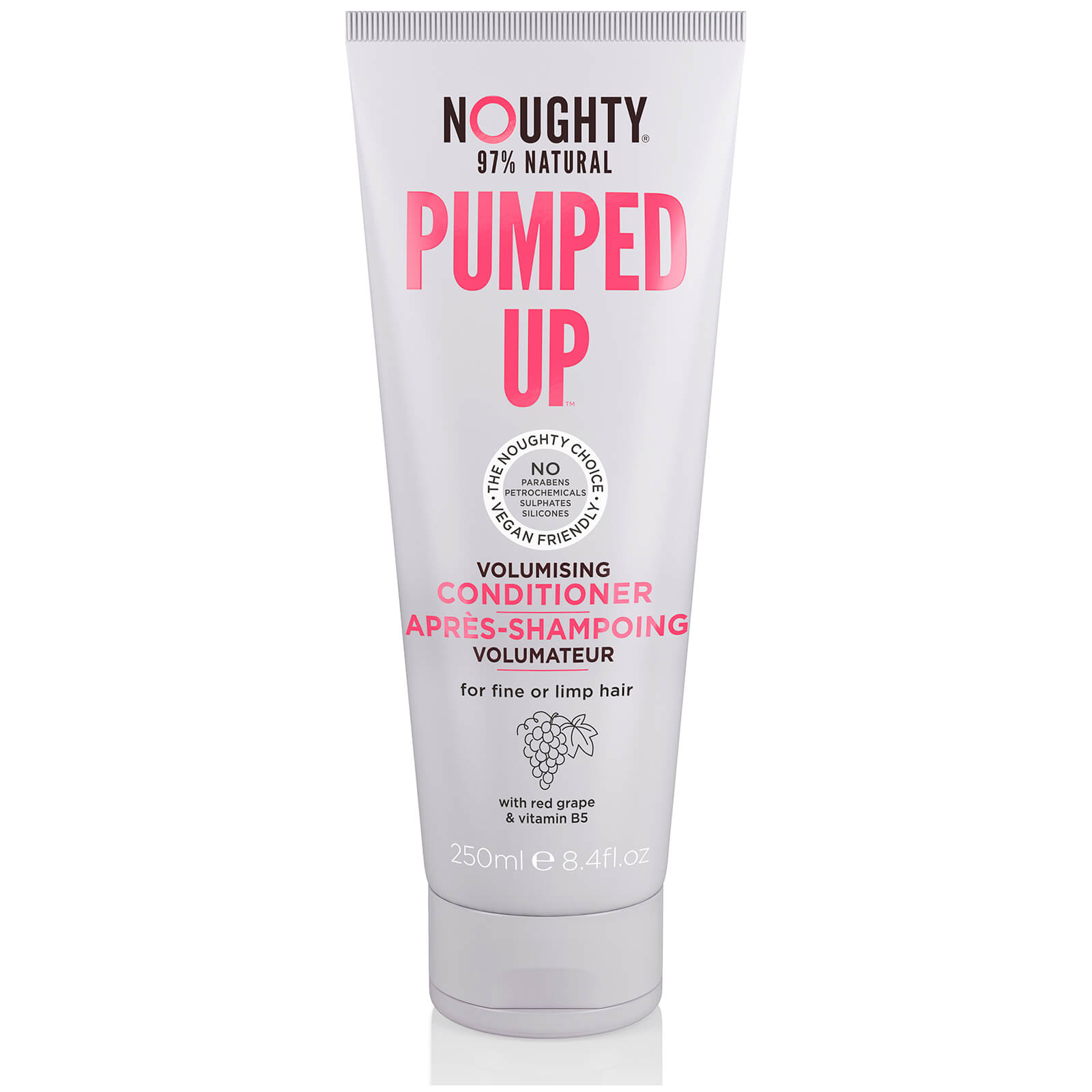 Noughty Pumped Up Conditioner 250ml | Buy Online At RY