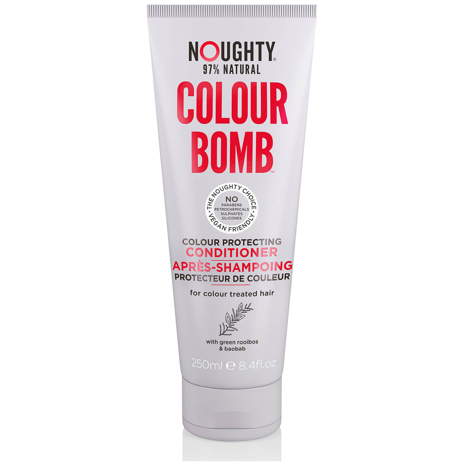 Noughty Colour Bomb Colour Protecting Conditioner 250ml | Buy Online