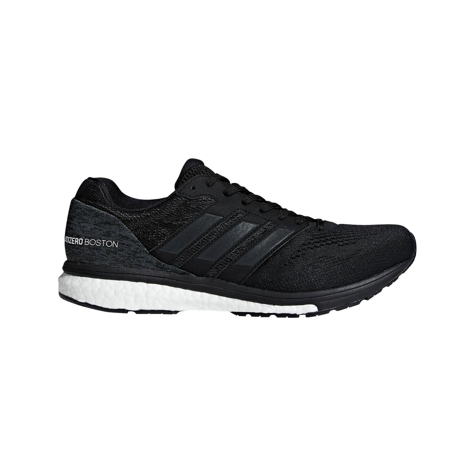 online retailer 3e3c3 f17bd adidas Men s Adizero Boston 7 Running Shoes - Black   ProBikeKit.com