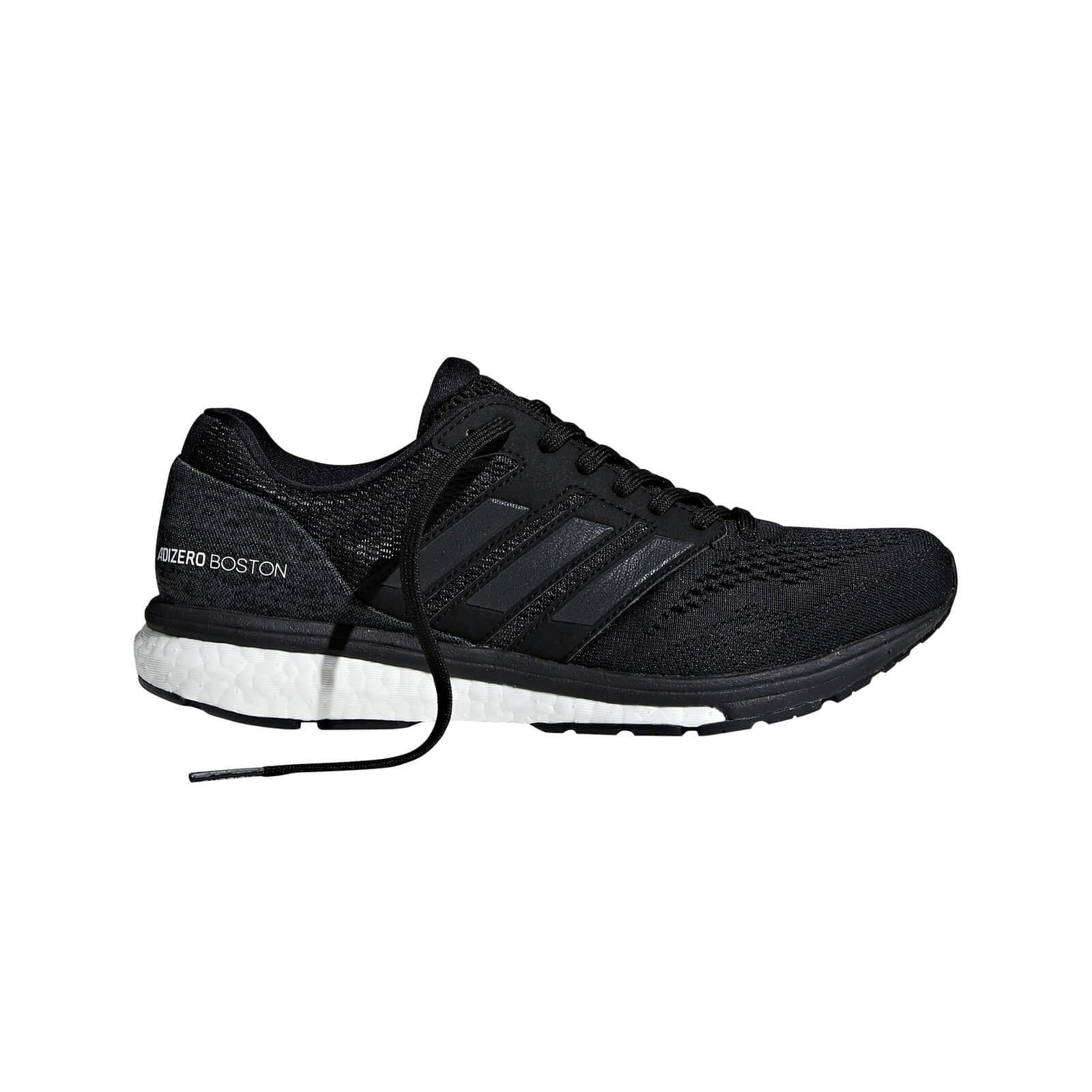 988867a8b adidas Women s Adizero Adios Boston 7 Running Shoes - Black ...