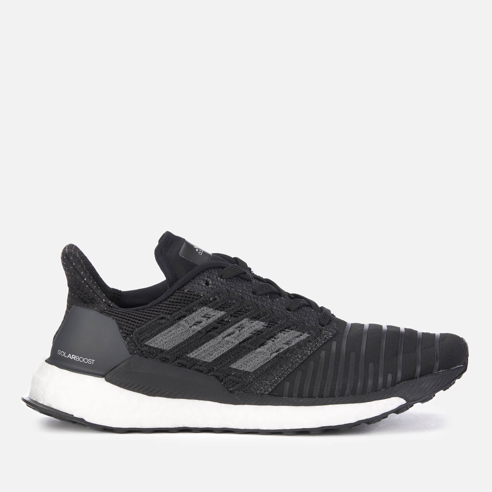 0e7ddf946e938 adidas Women s Solar Boost Trainers - Core Black Grey Four F17 Ftwr White  Sports   Leisure