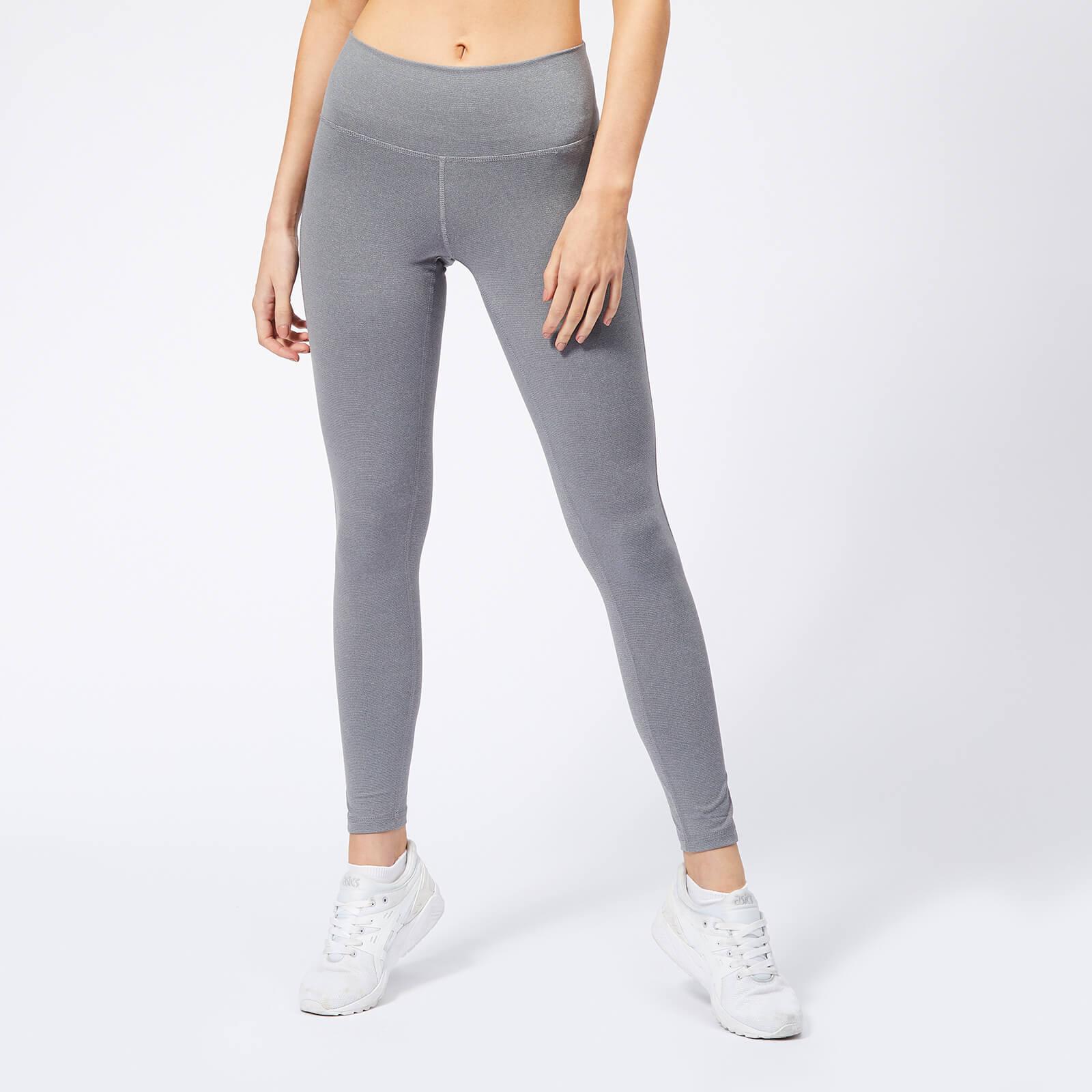 da18468164c adidas Women s Believe This High Rise Tights - Grey Sports   Leisure ...