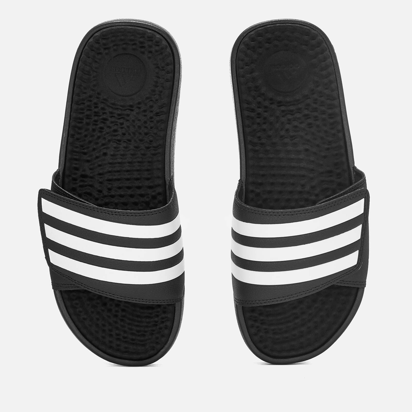 9102f0fd4b998 adidas Men s Adissage TND Slide Sandals - Black Sports   Leisure ...