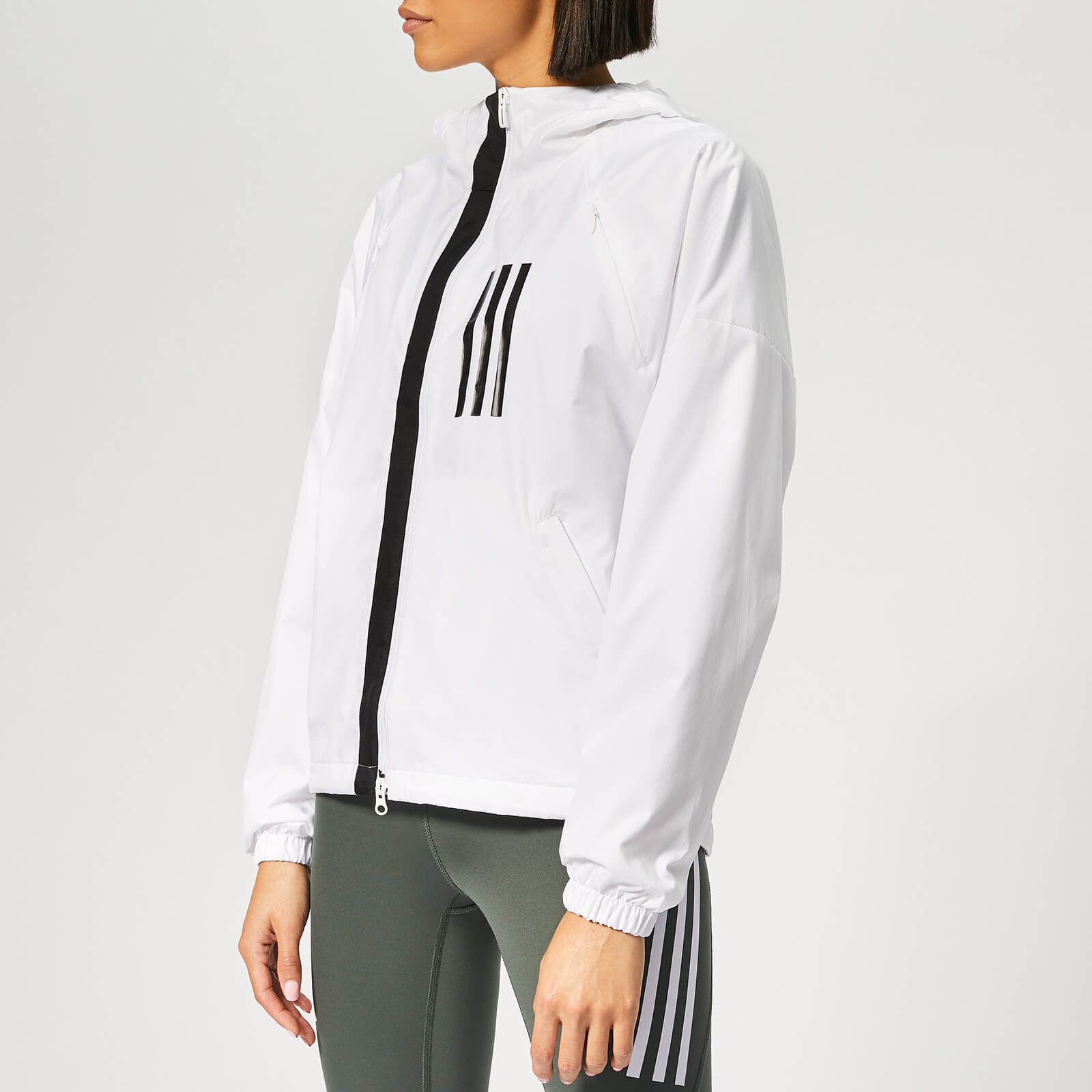 adidas fleece jacke damen