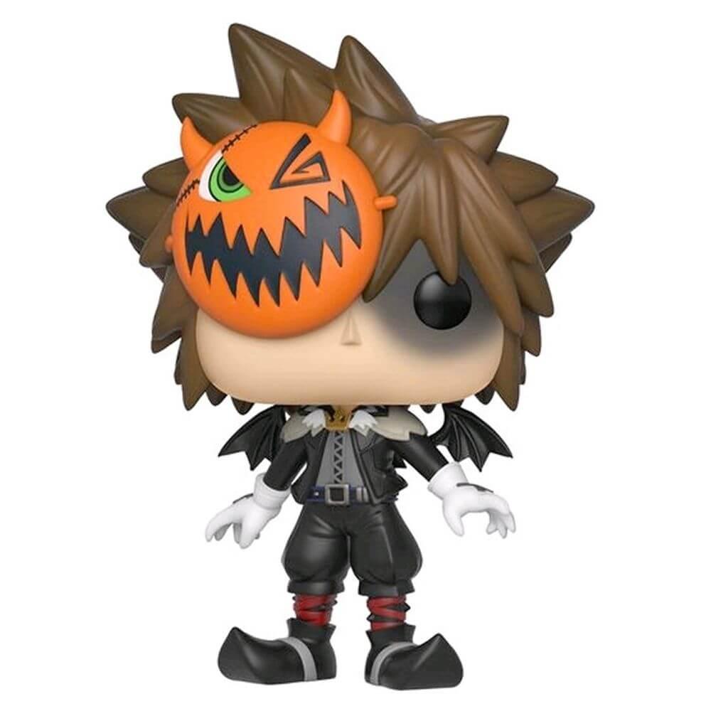 Halloween Pop.Kingdom Hearts Halloween Town Sora Exc Pop Vinyl Figure