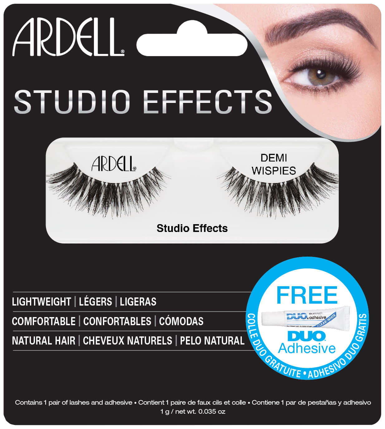 f2490236047 Ardell Studio Effects Demi Wispies | Free US Shipping | lookfantastic
