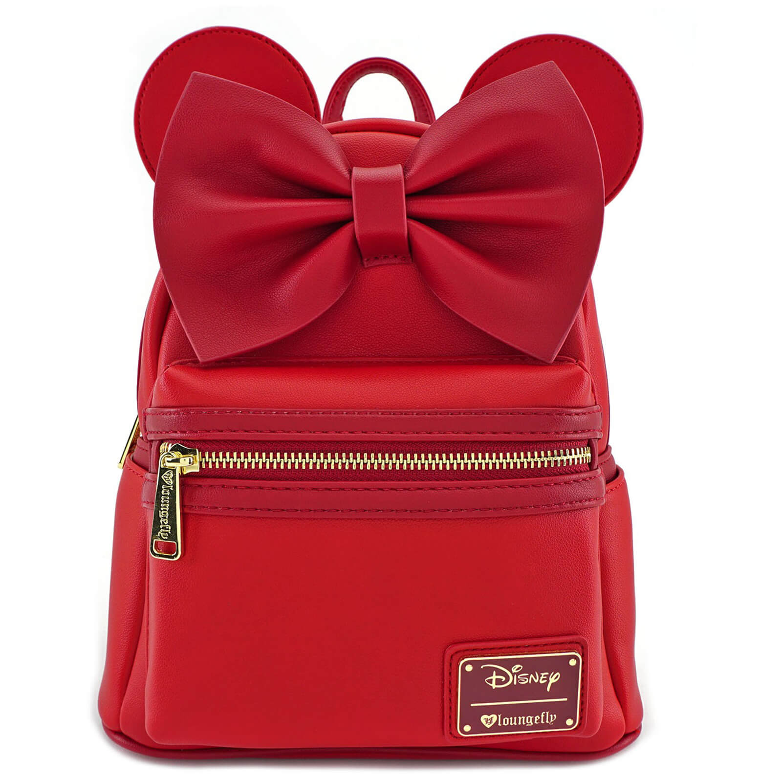 8cbd100ca83 Loungefly Disney Mickey Mouse Minnie Ears Mini Backpack - Red. Product  Details