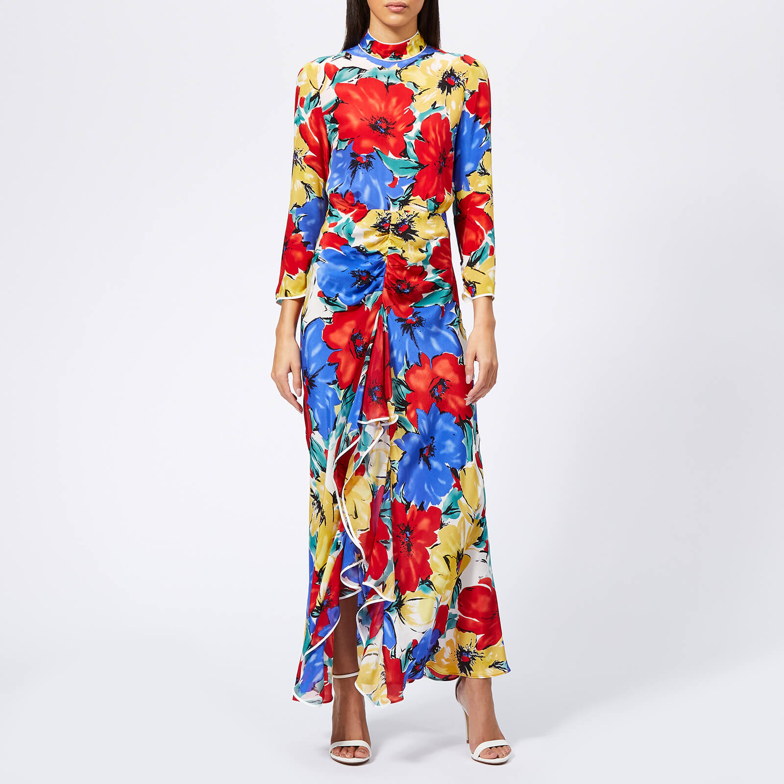05e2f66d31051 RIXO Women's Lucy Diana Floral Maxi Dress - Multi
