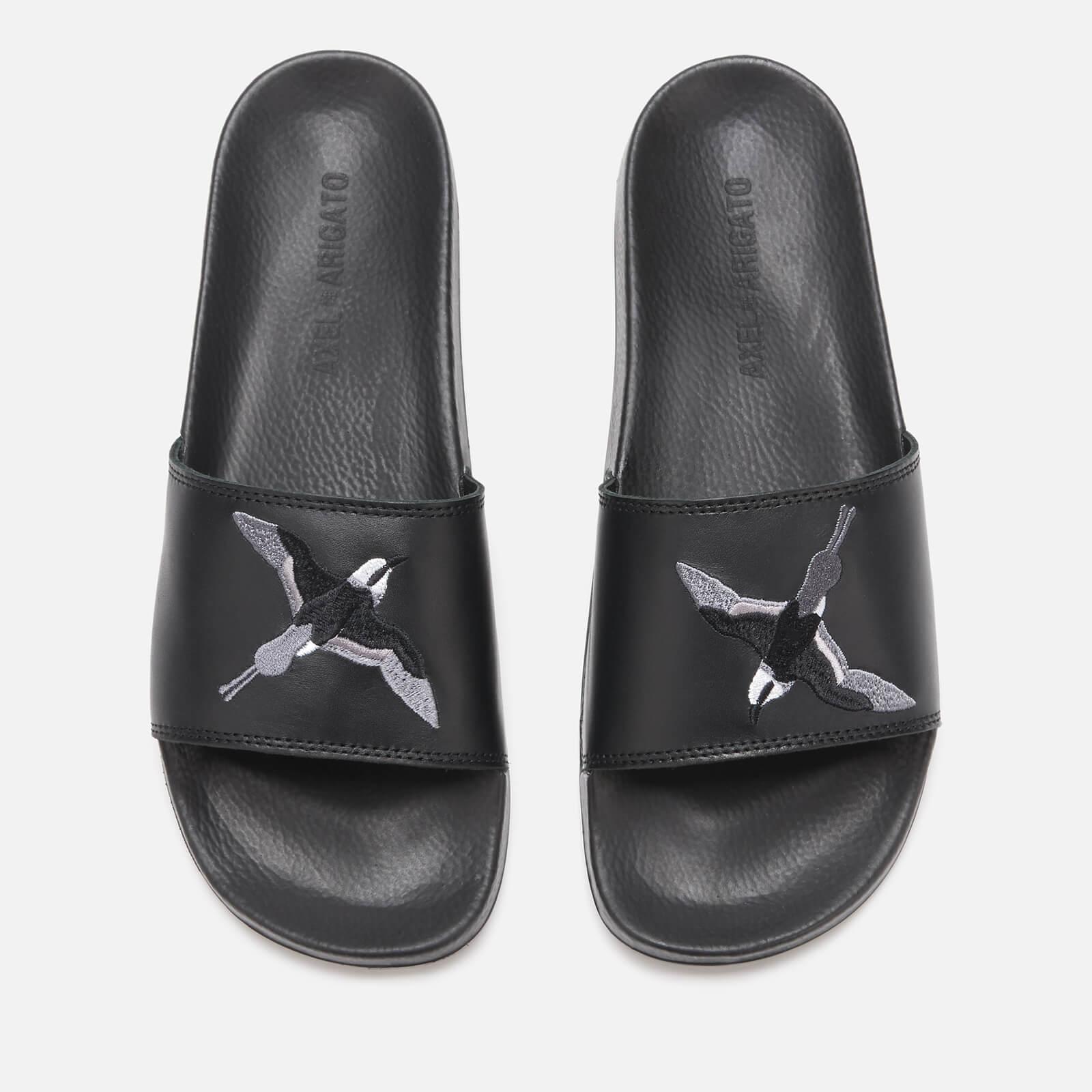 Sandals Men's Slide Black Axel Arigato O0kXNP8nw