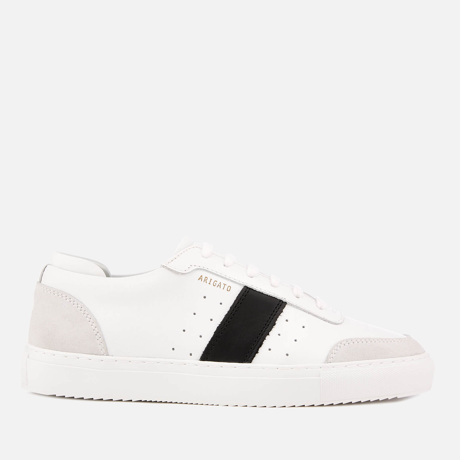 Dunk Leather Trainers - White/Black