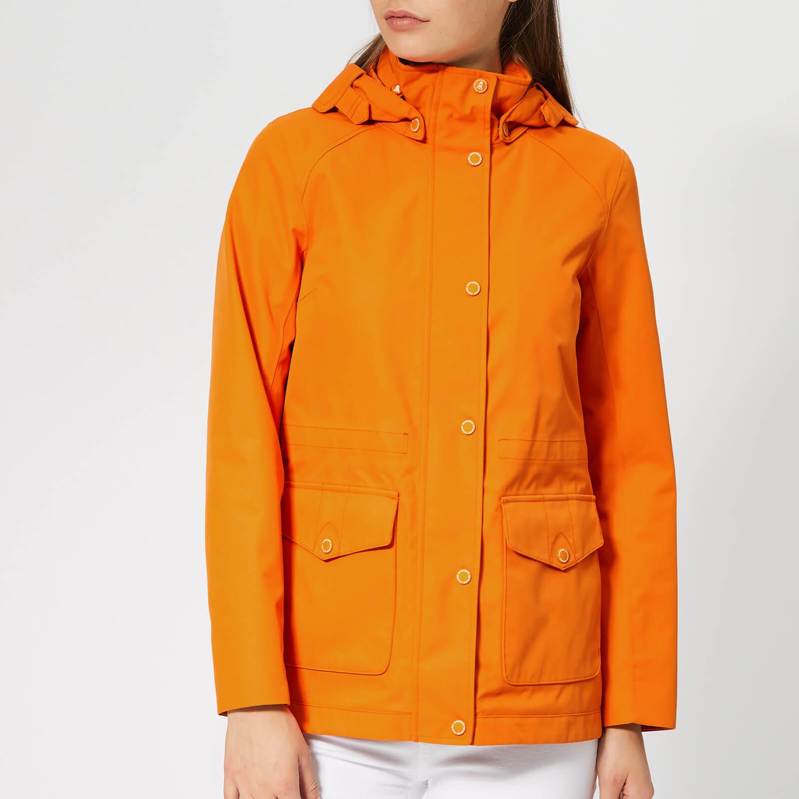 597bc1f4a Barbour Women's Backshore Jacket - Marigold Womens Clothing   TheHut.com