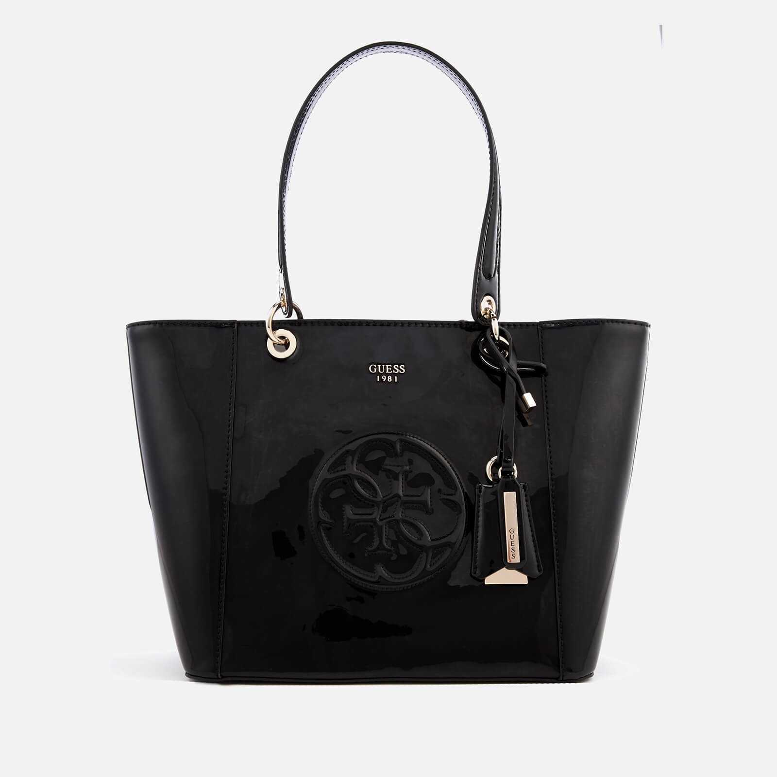 be007a03f Guess Women's Kamryn Tote Bag - Black Womens Accessories | TheHut.com