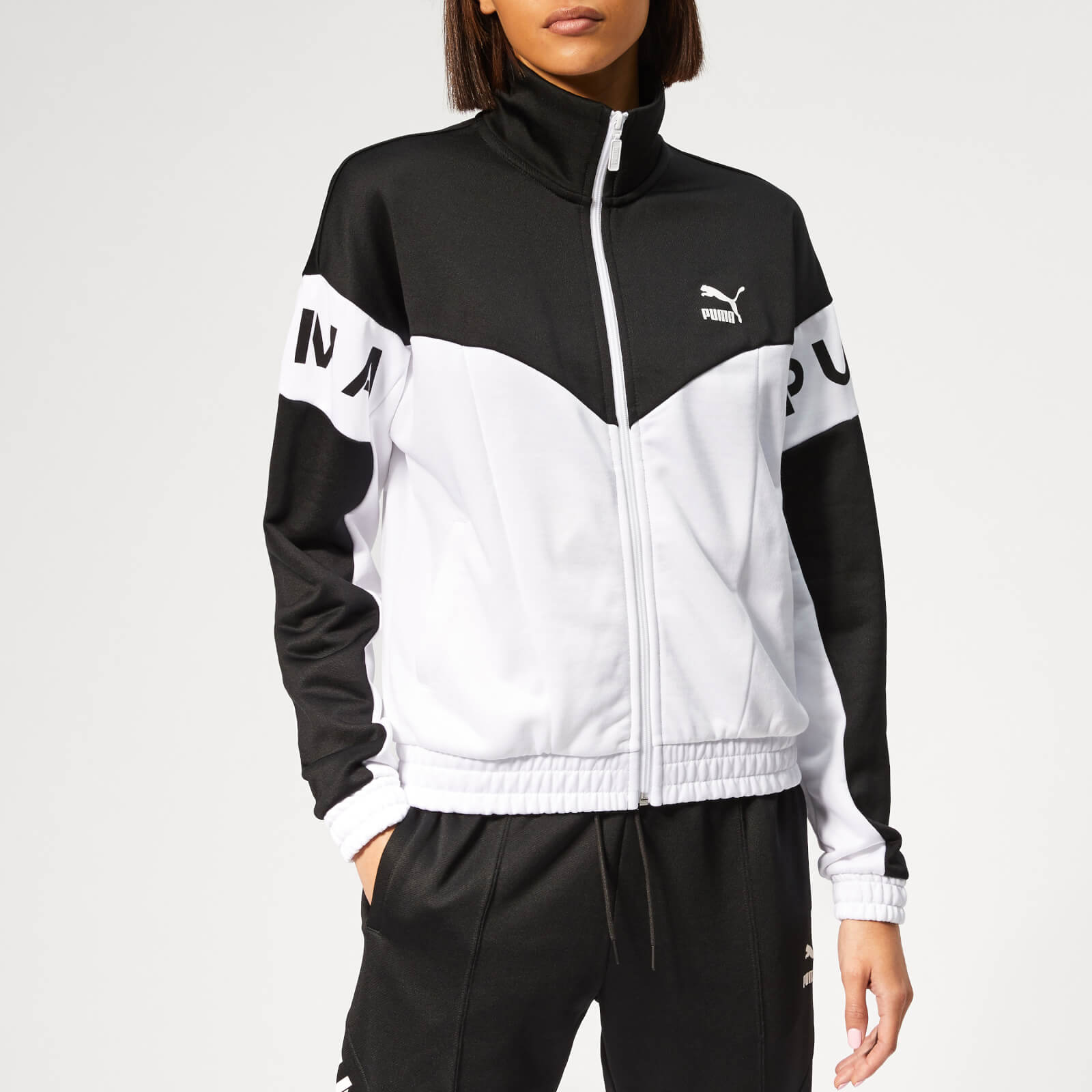505112e11 Puma Women's XTG 94 Track Jacket - Puma White Sports & Leisure | TheHut.com