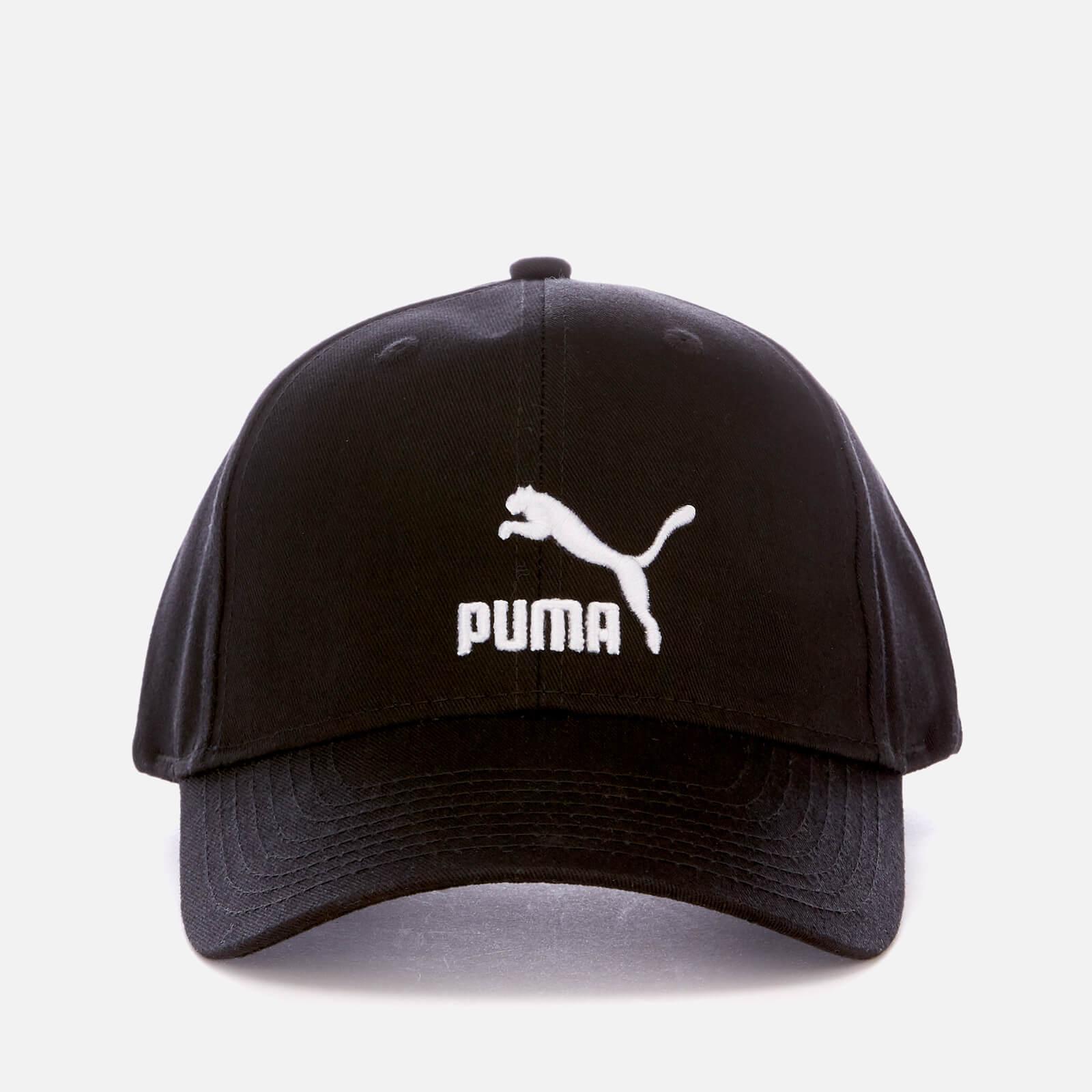 new style 3b4be 8b0ae Puma Women s Archive Logo Baseball Cap - Black Sports   Leisure   TheHut.com