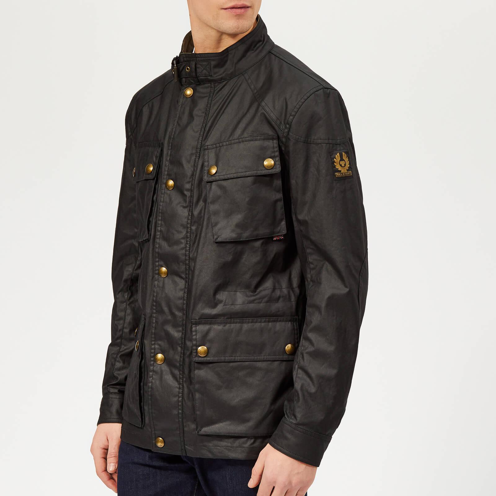 2ed7dc3469 Belstaff Men's Fieldmaster Jacket - Black - Free UK Delivery over £50