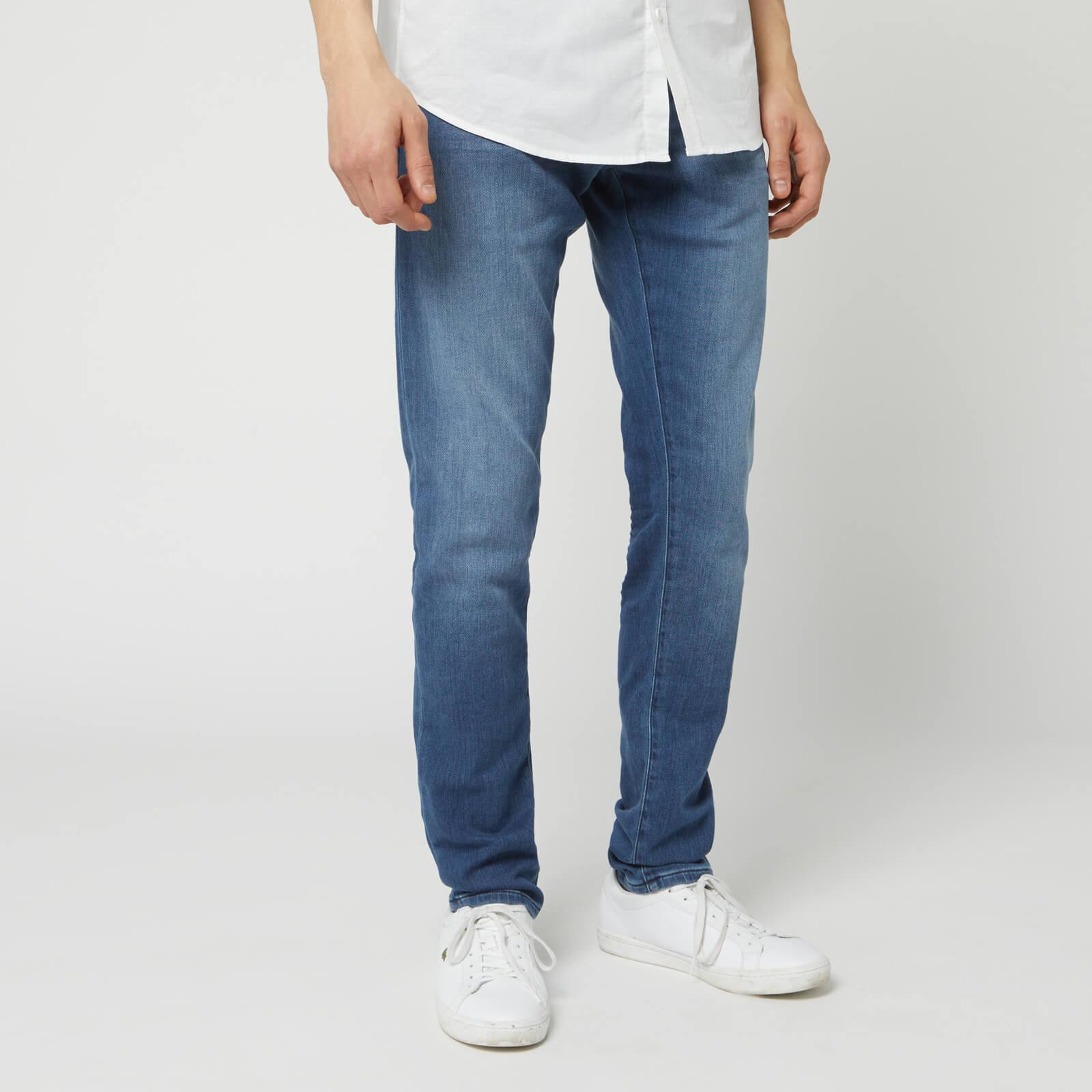 Rich /& royal Jeans W 27 28  L32 Skinny Fit   braun  NEU