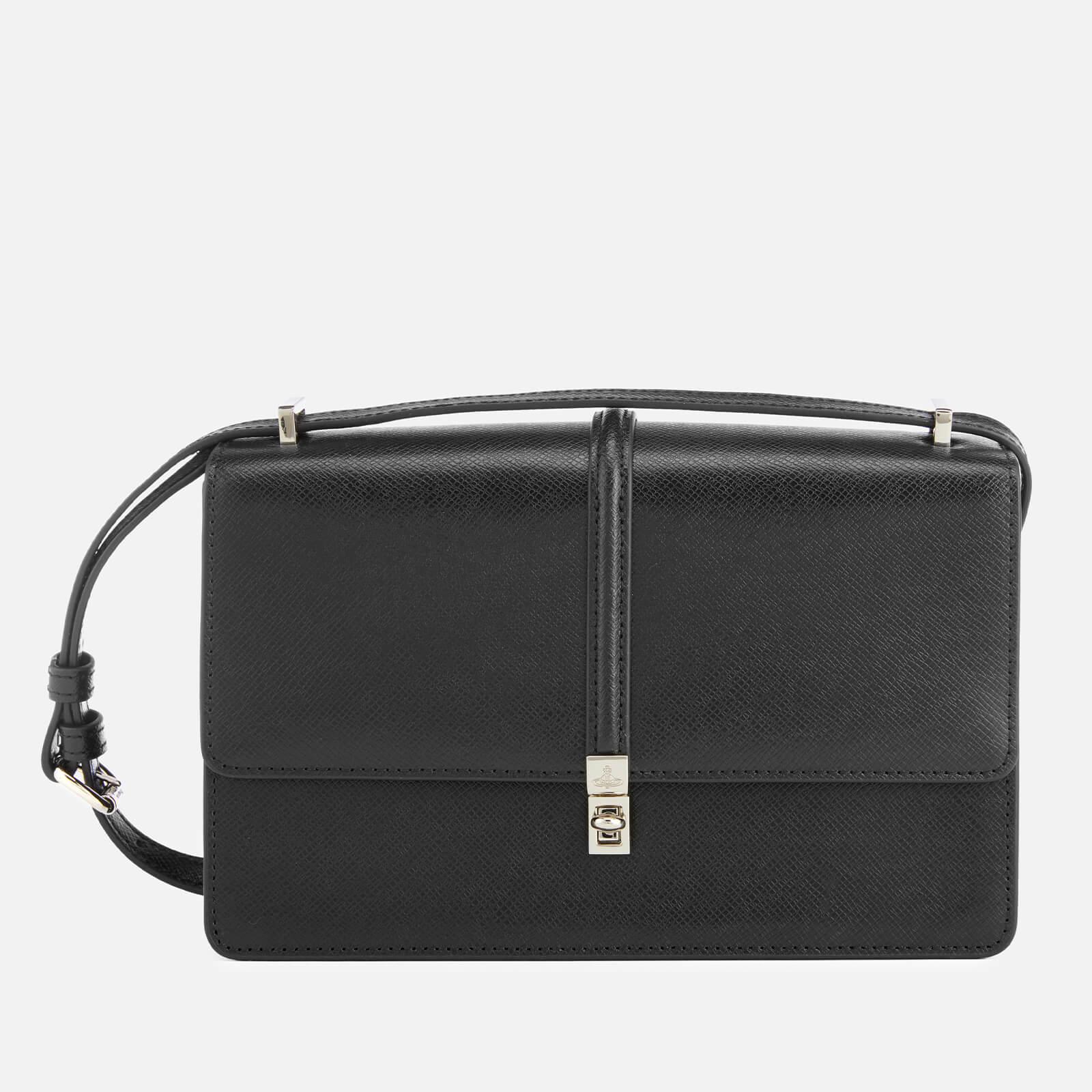 dc491ad56 Vivienne Westwood Women's Sofia Small Cross Body Bag - Black