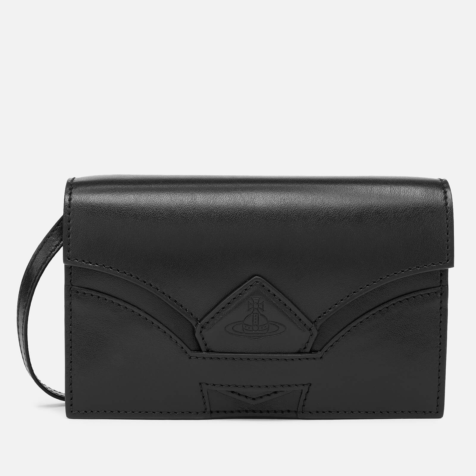 Vivienne Westwood Women S Rosie Small Cross Body Bag Black