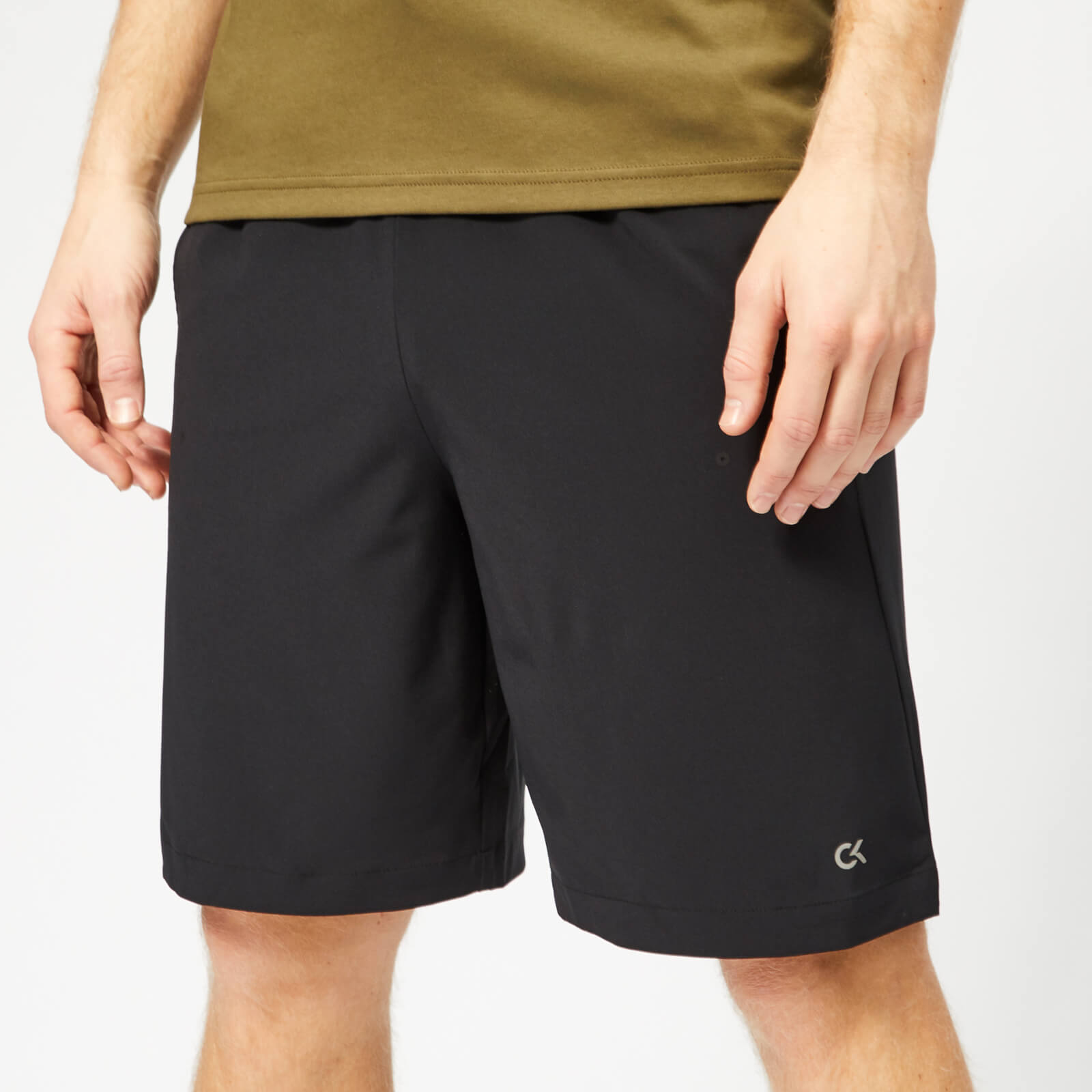 ef9ace49c Calvin Klein Performance Men's Woven Shorts - CK Black
