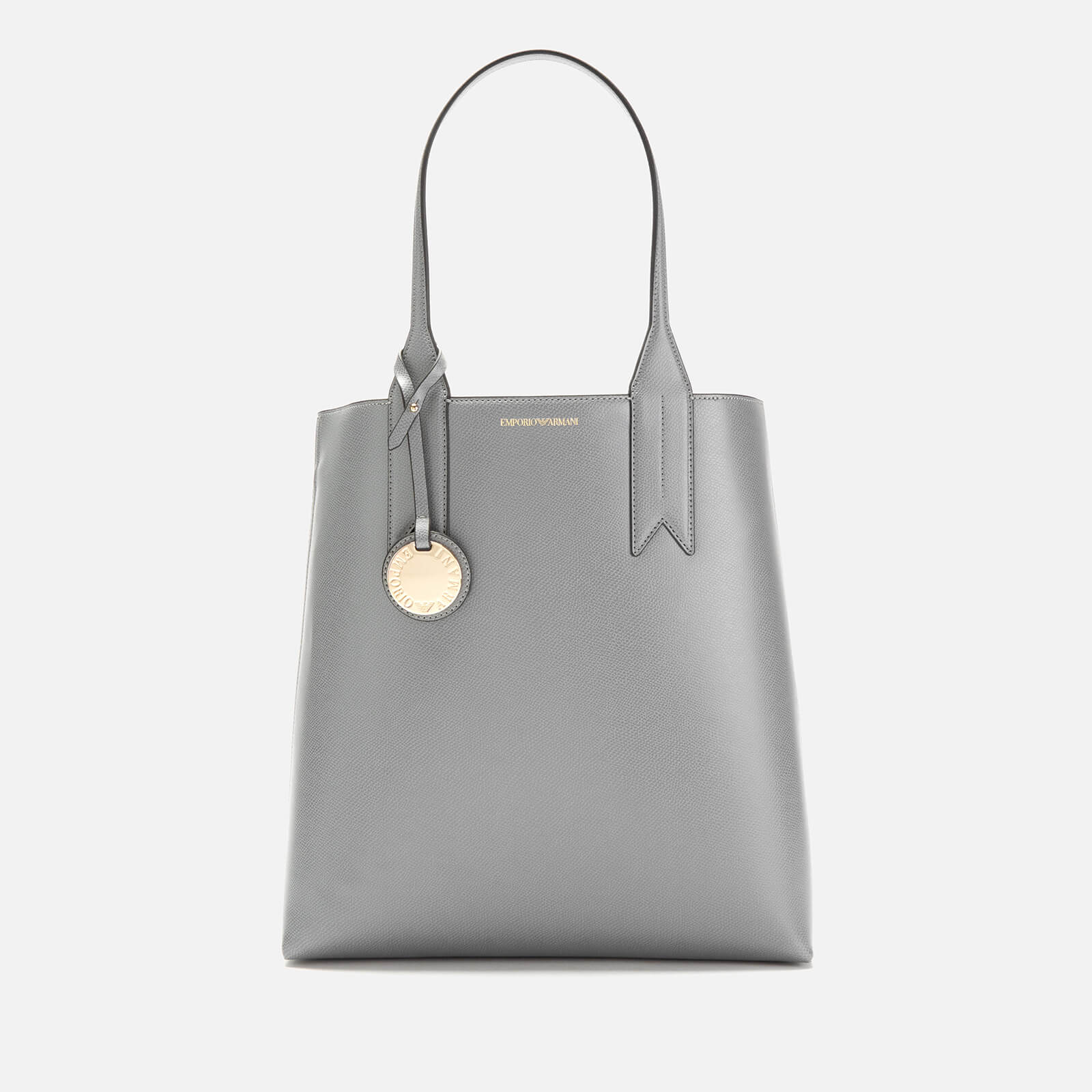f87144e4e Emporio Armani Women's Shopping Bag - Pietra/Curcuma