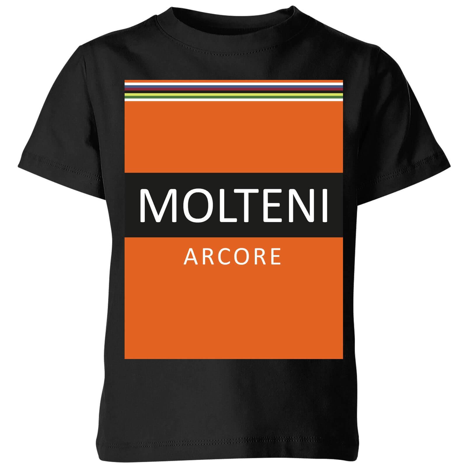 cf3d46de Summit Finish Molteni Kids' T-Shirt - Black | Pop In A Box US