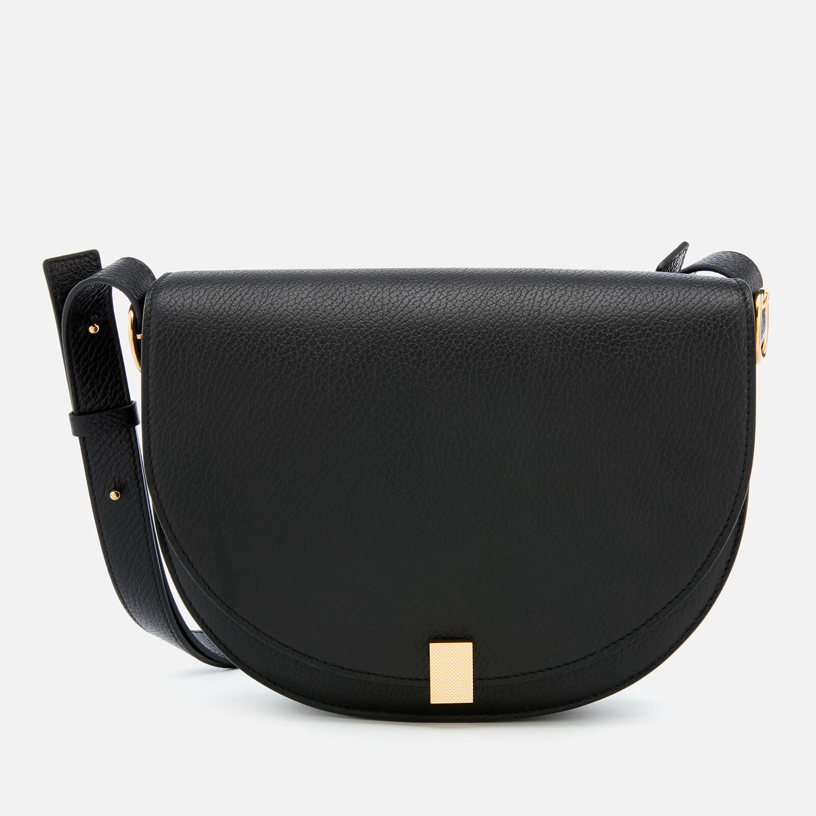 e687d9eded80b Victoria Beckham Women s Half Moon Box Bag - Black - Free UK ...
