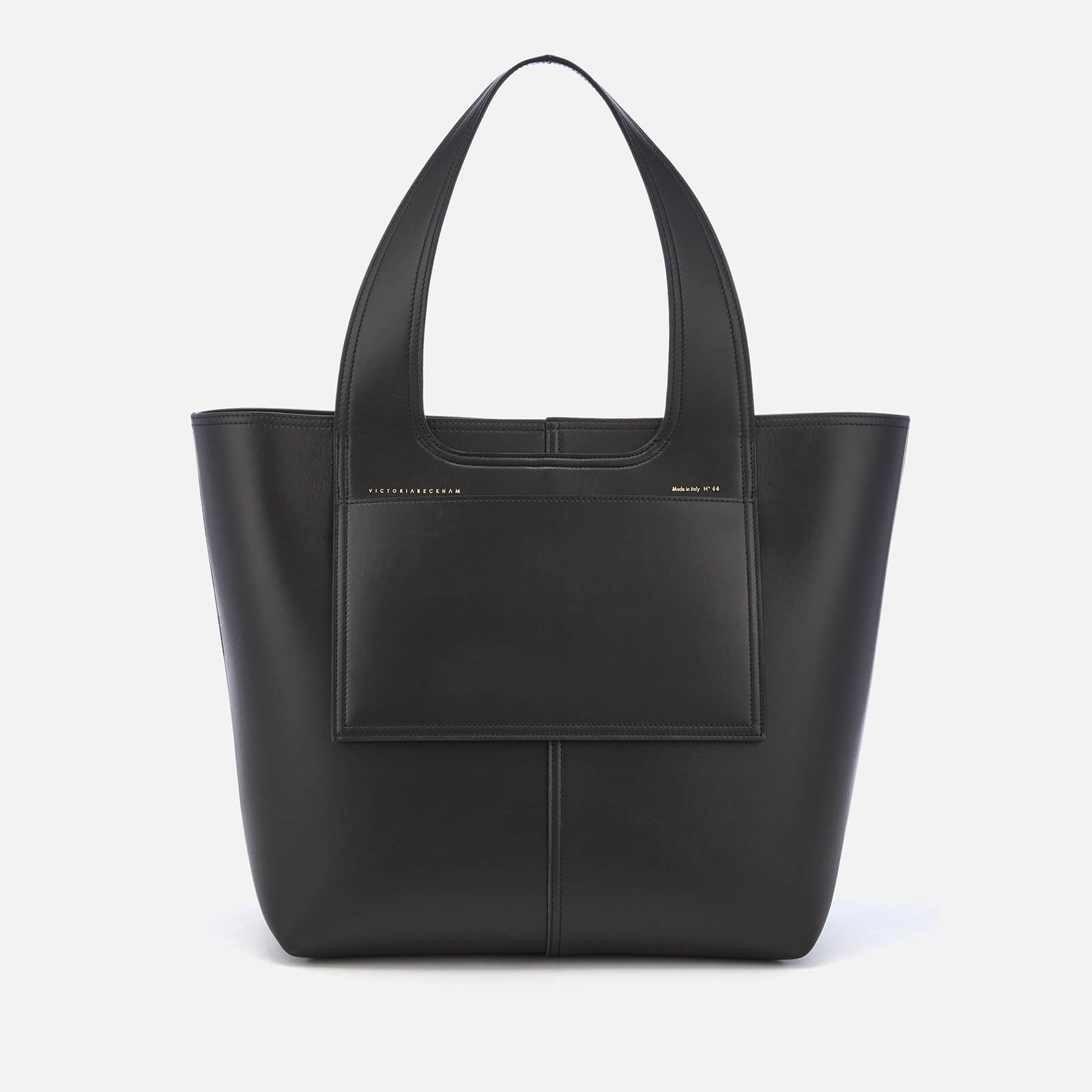 3572456b6b Victoria Beckham Women s Apron Tote Bag - Black - Free UK Delivery ...