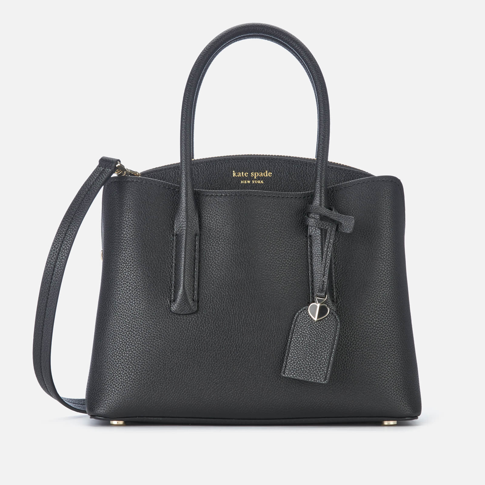 Kate Spade New York Women's Margaux Medium Satchel - Black