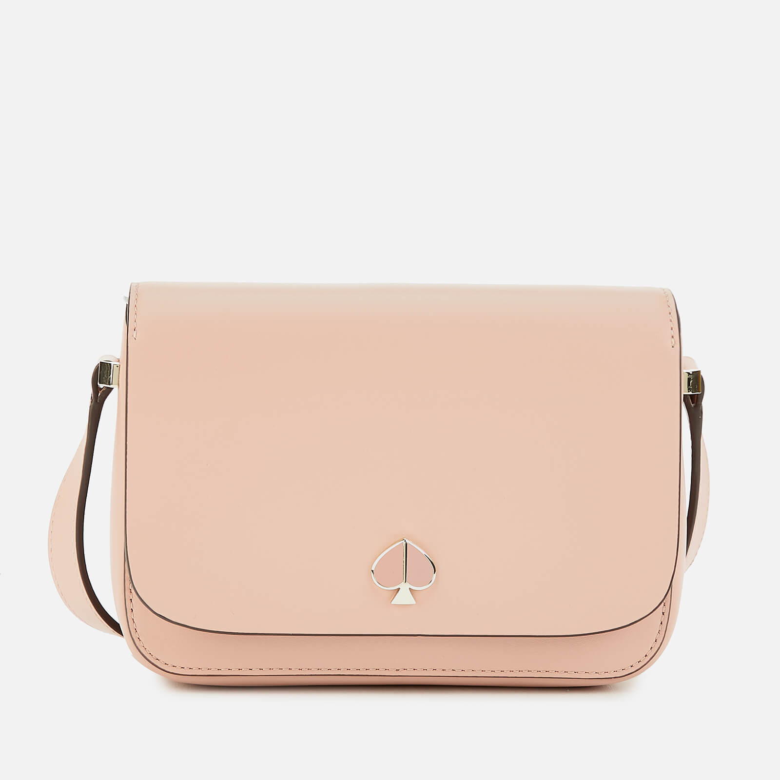 Kate Spade New York Women S Nicola Small Flap Shoulder Bag Fler Pink