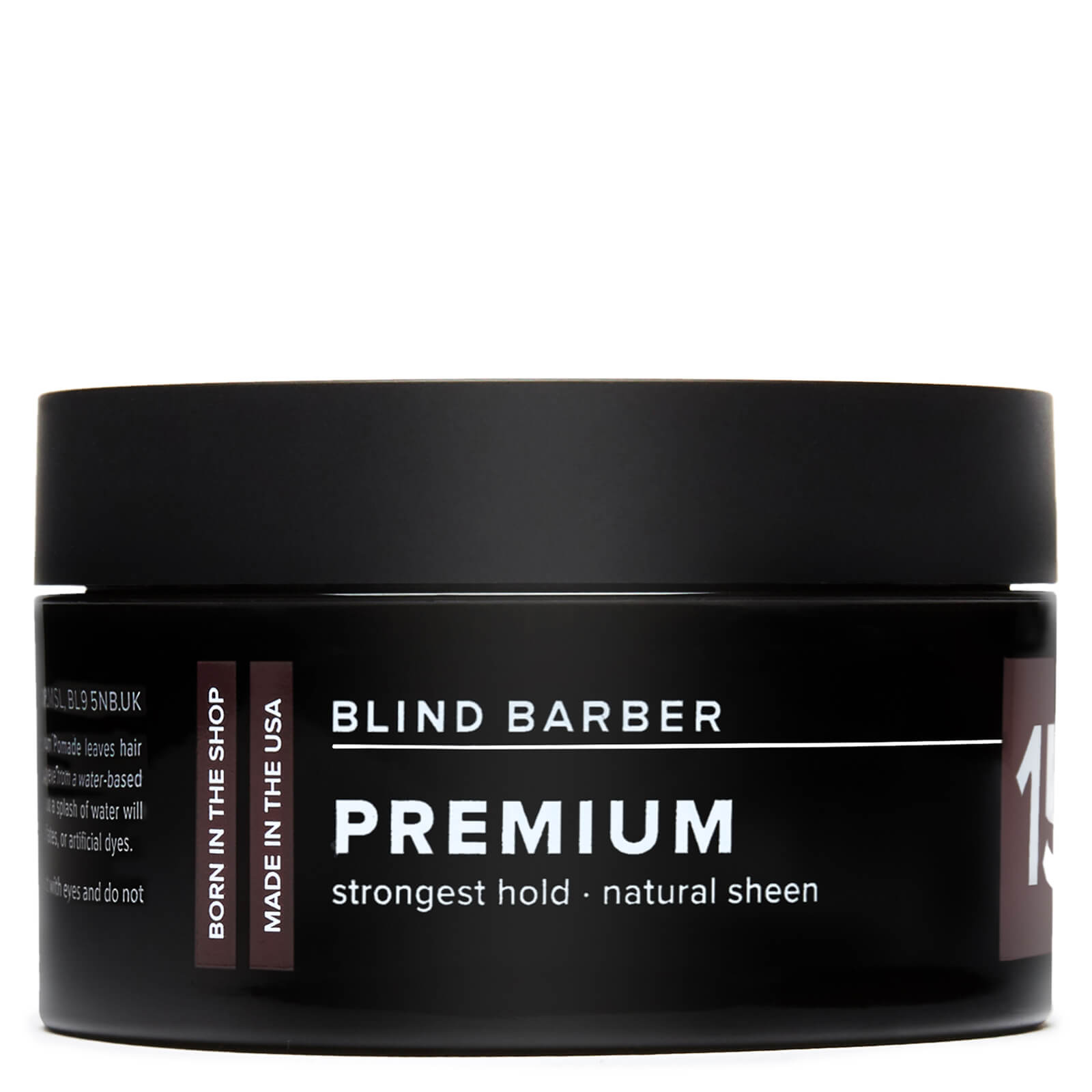 ff480f308d Blind Barber 151 Proof Premium Pomade 75ml | Free Shipping | Lookfantastic
