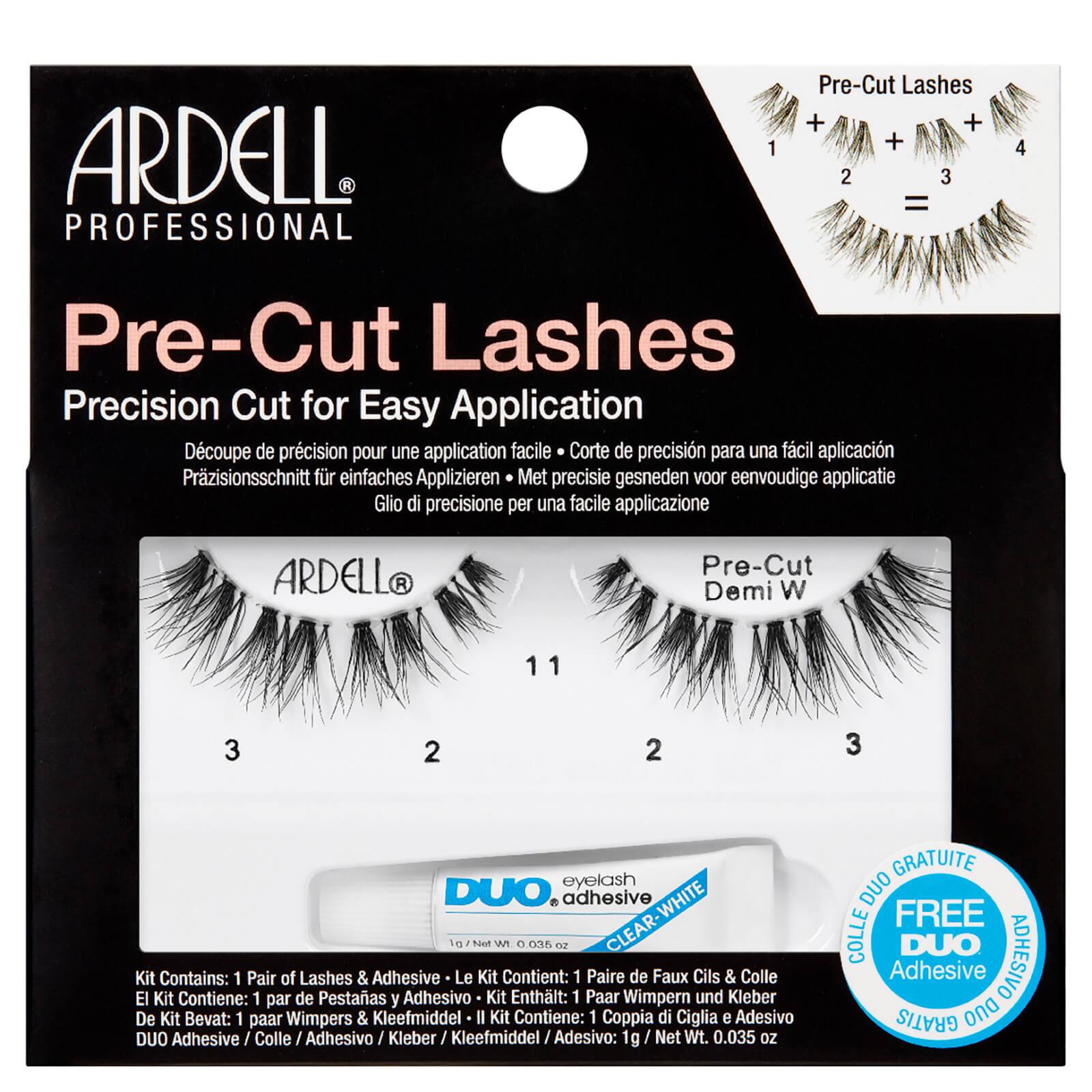 03dbe2a7758 Ardell Pre-Cut Demi Wispies   Free Shipping   Lookfantastic