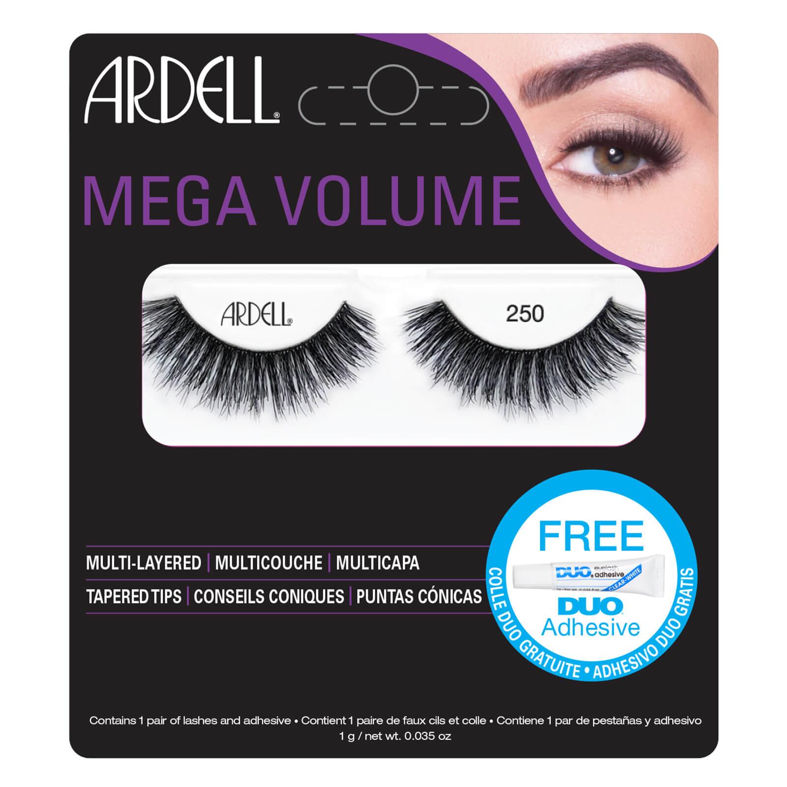 436dd09acbc Ardell False Lashes Mega Volume 250 | Free Shipping | Lookfantastic
