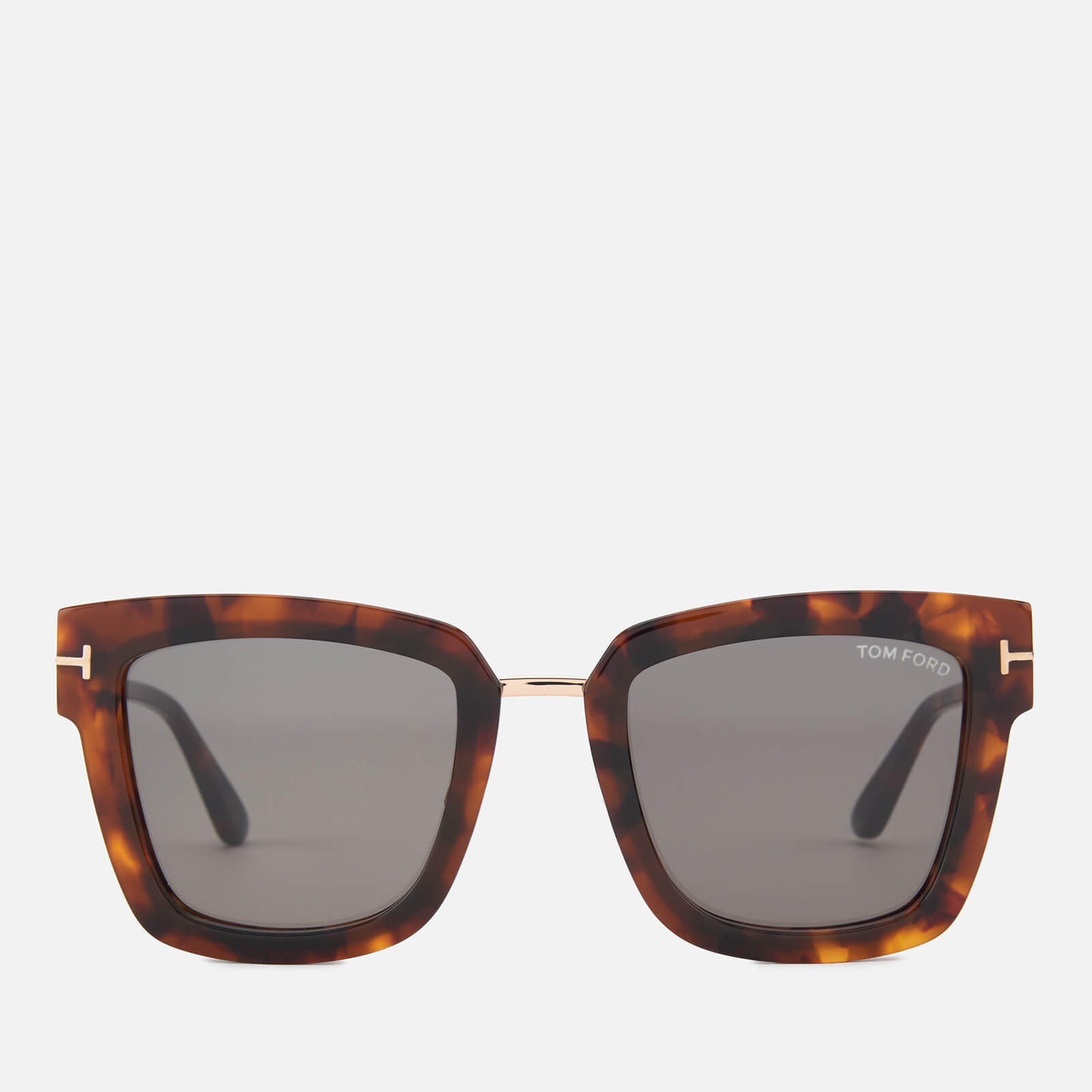 912d7a2c015 Tom Ford Women s Lara Sunglasses - Dark Havana - Free UK Delivery over £50