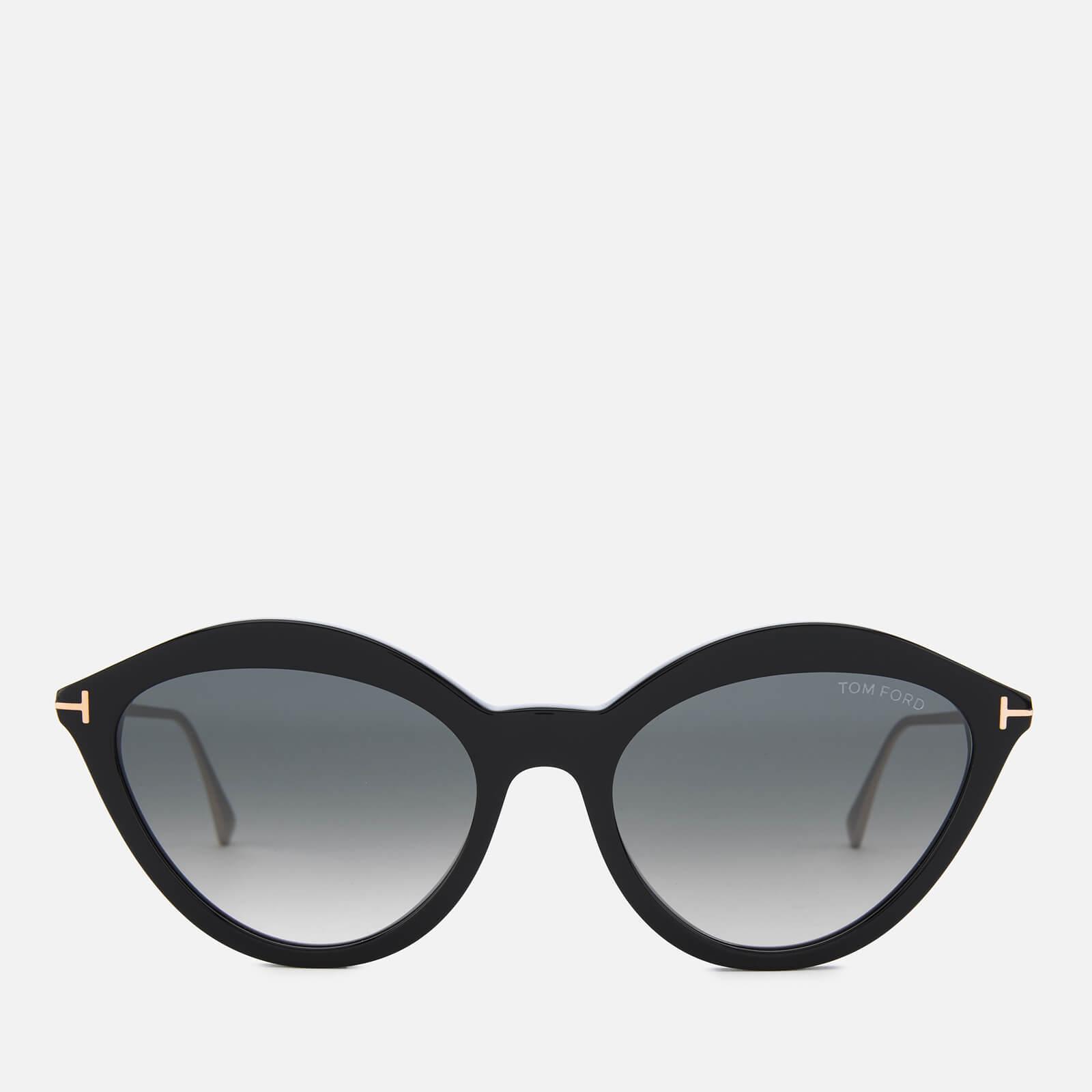 e1429086741726 Tom Ford Women s Chloe Sunglasses - Black Smoke Womens Accessories ...