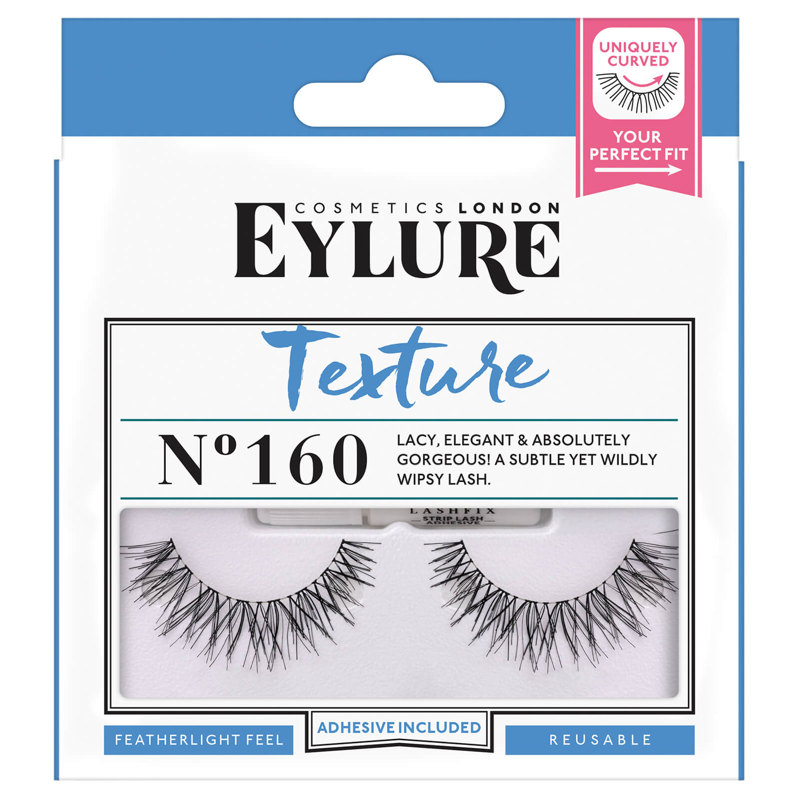 207ff441769 Eylure Texture/Wispy 160 Lashes | Free Shipping | Lookfantastic