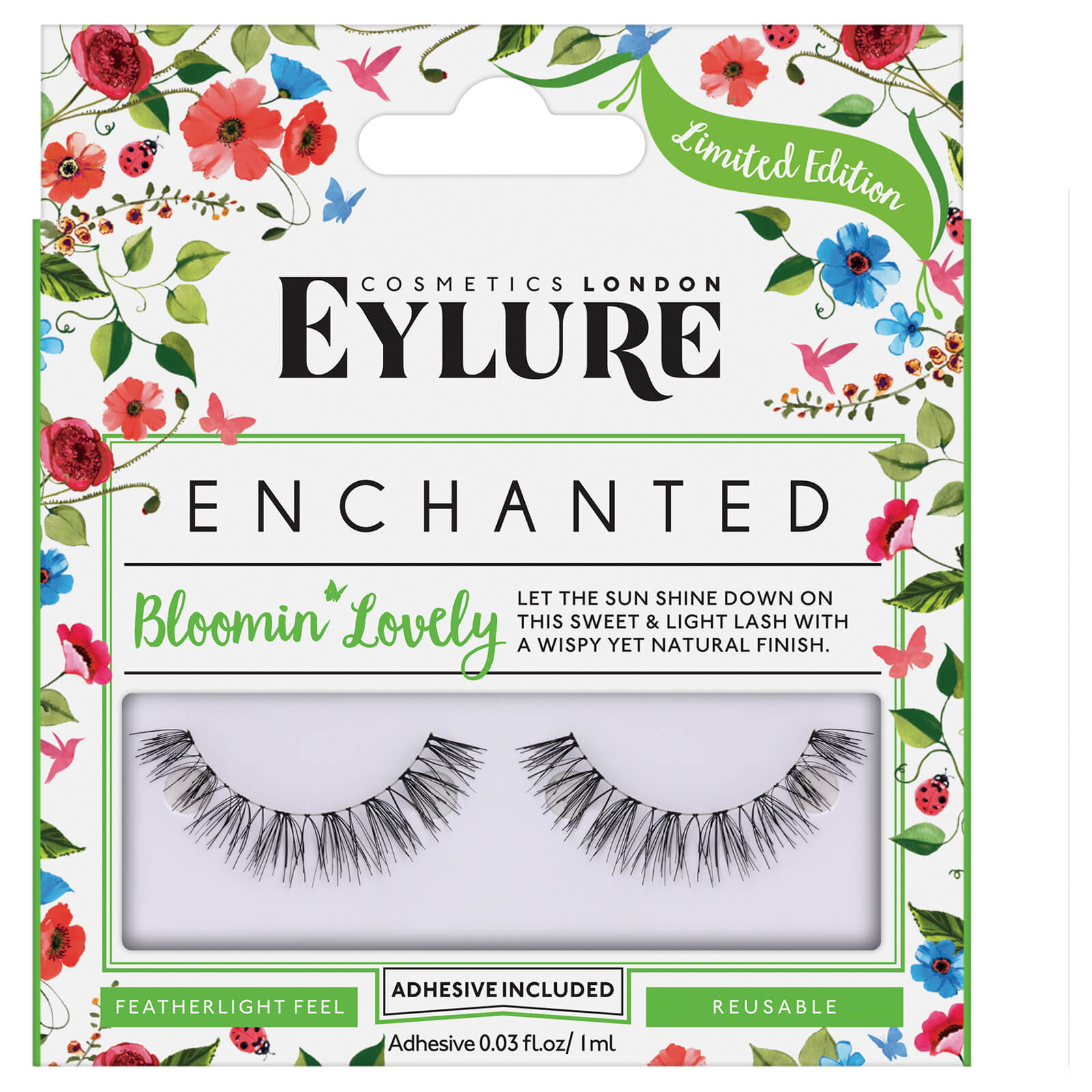 c1853b74e7b Eylure Enchanted Bloomin' Lovely Lashes - FREE Delivery
