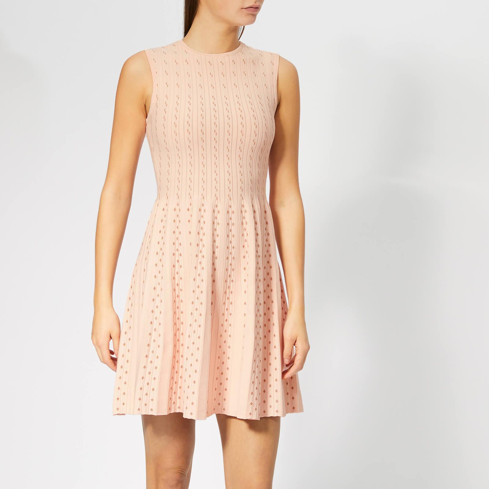5fce0ddc2 Ted Baker Women s Vellia Knitted Flippy Skater Dress - Pale Pink ...