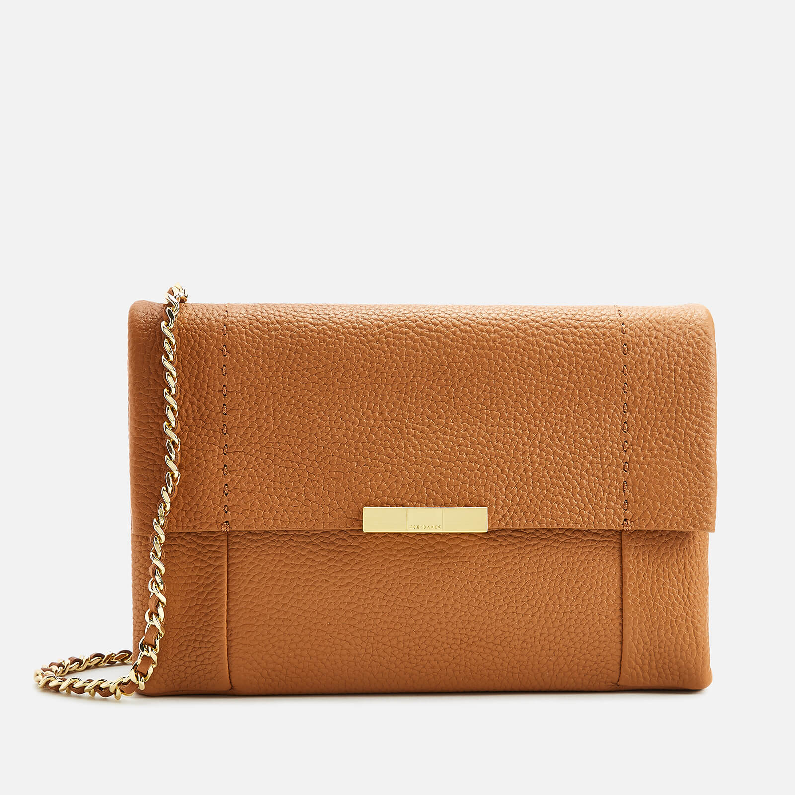 75c1d4c3543 Ted Baker Women's Clarria Bow Detail Cross Body Bag - Tan Womens  Accessories | TheHut.com