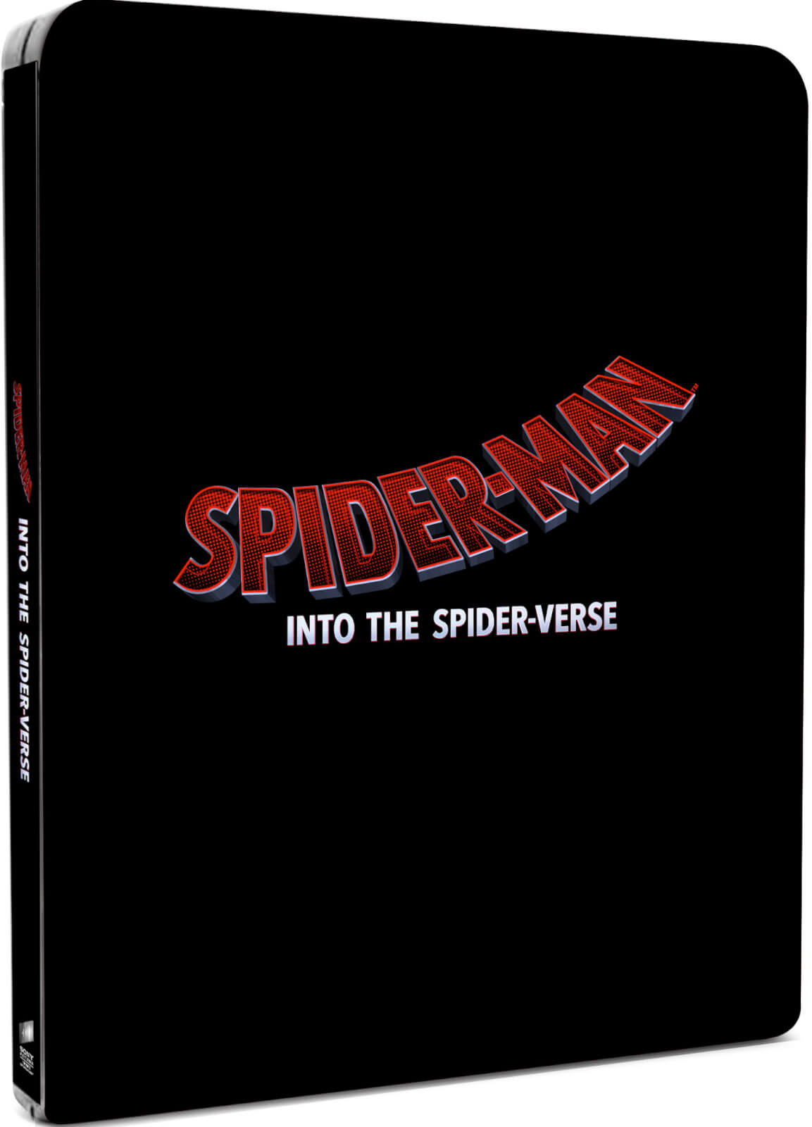 Spider Man Into The Spider Verse Zavvi Exclusive Steelbook Blu