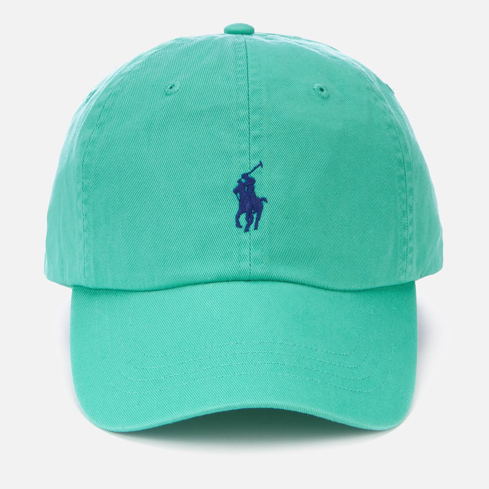 36edea64 Polo Ralph Lauren Men's Cap - Sunset Green - Free UK Delivery over £50