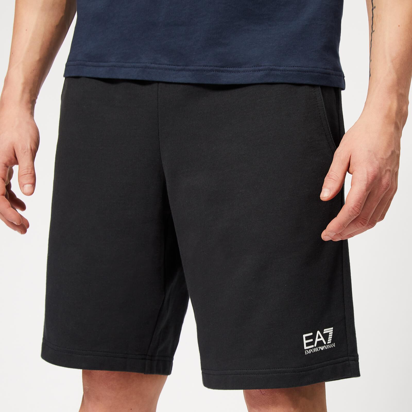 98b2aff1fe Emporio Armani EA7 Men's Train Core Bermuda Shorts - Night Blue