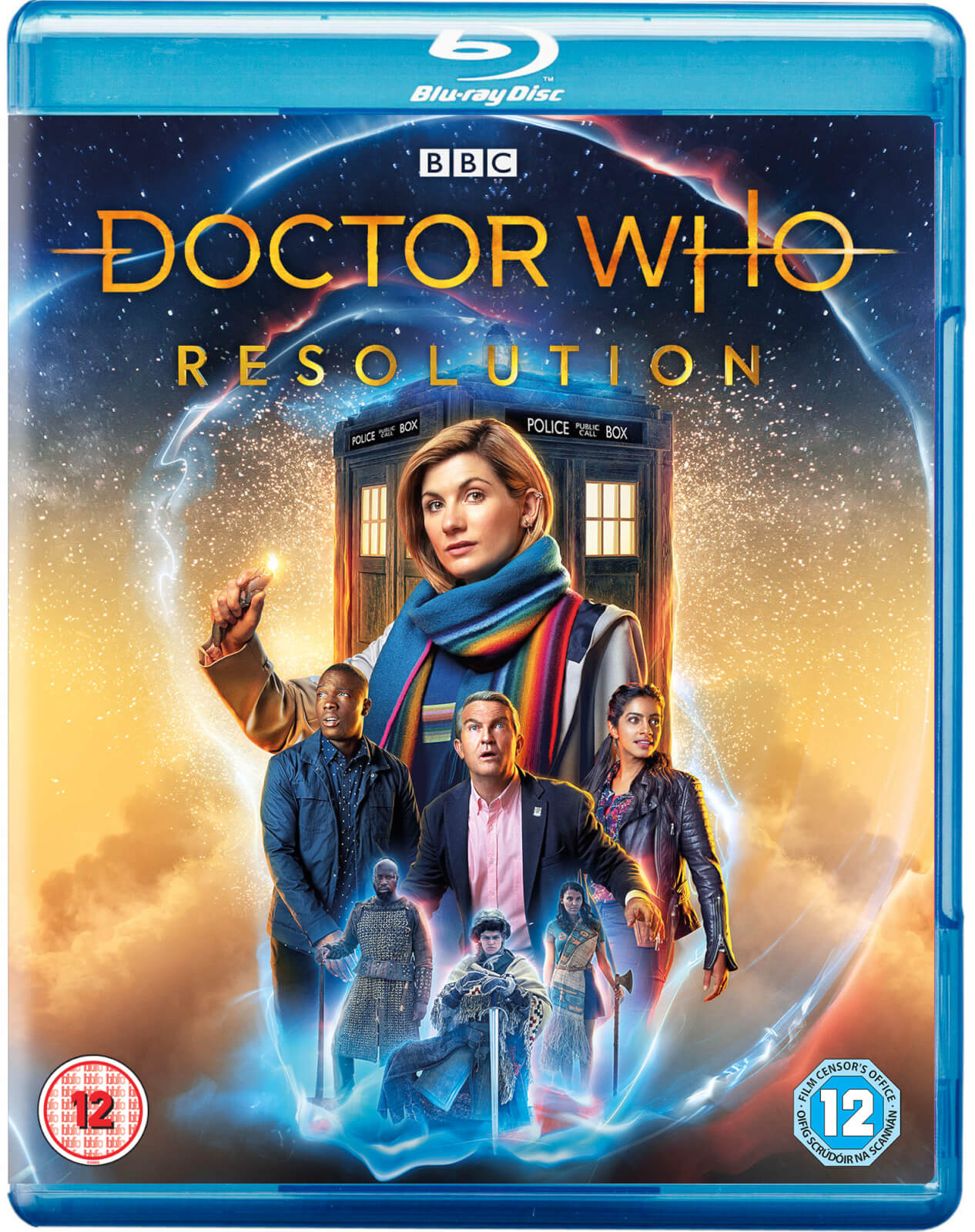 Doctor Who Christmas Special 2019.Doctor Who Resolution 2019 Special