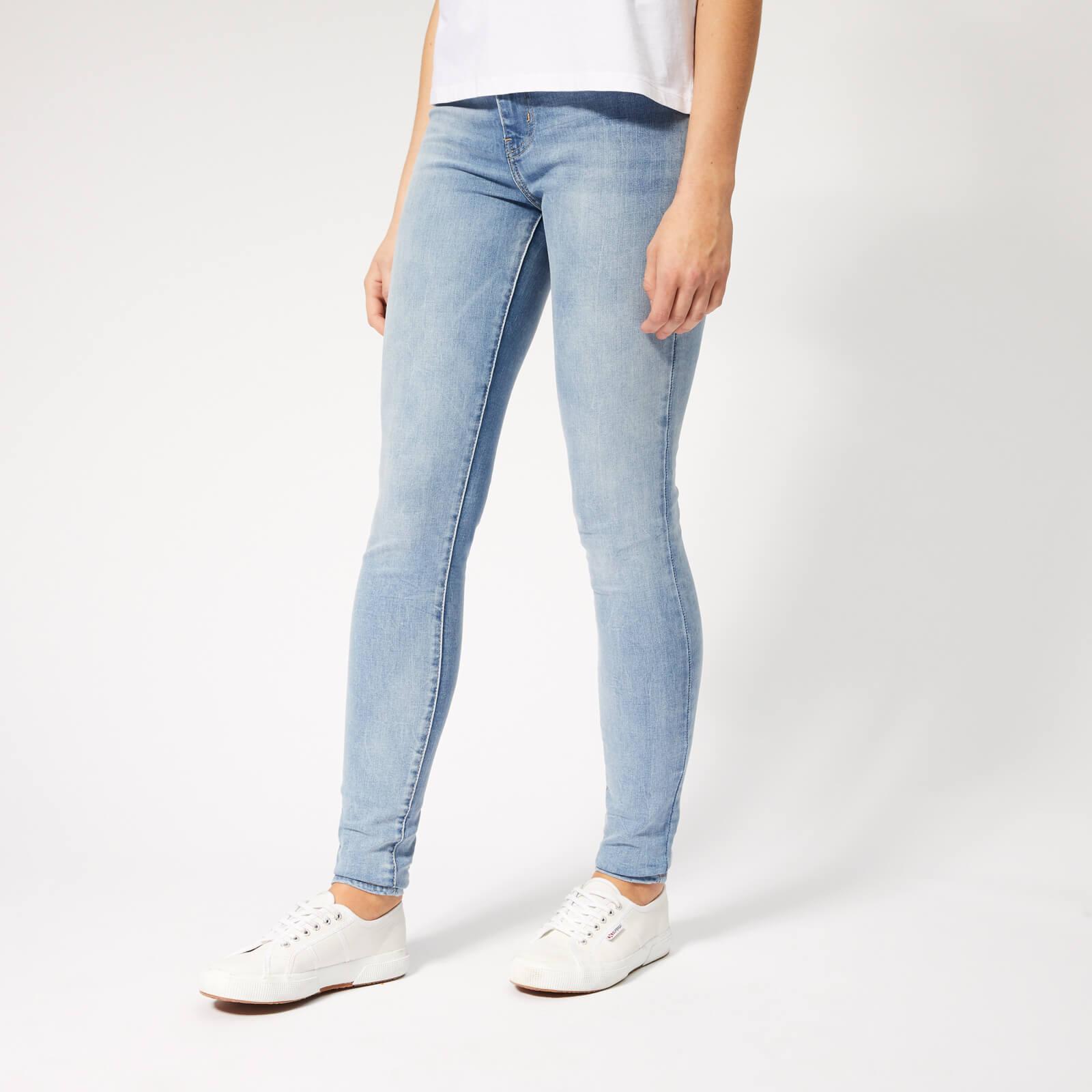 59941d0b Levi's Women's Mile High Super Skinny Jeans - You Got Me Clothing |  TheHut.com