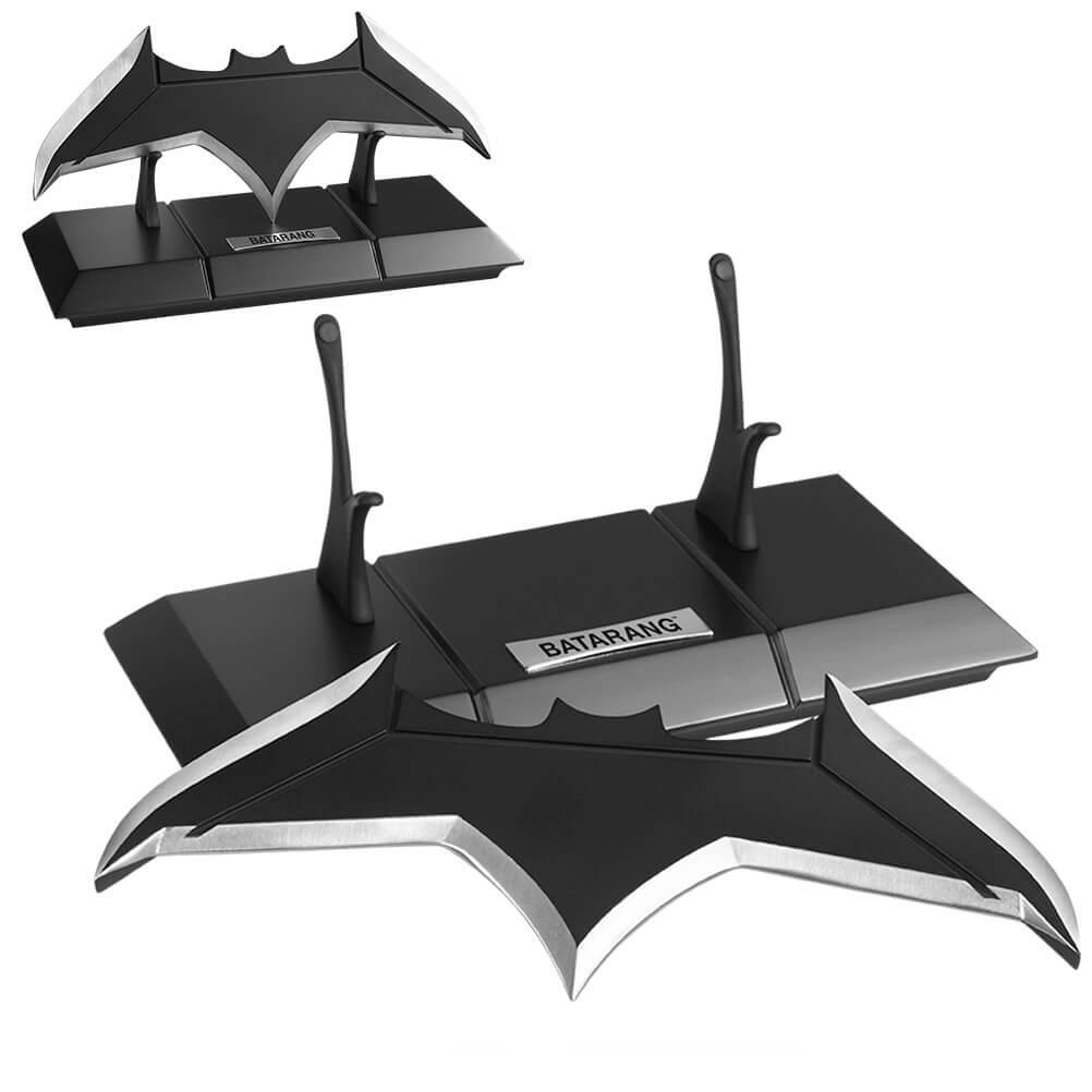 652a8e3bbacb2 DC Comics Justice League Batman Batarang Prop Replica Merchandise ...